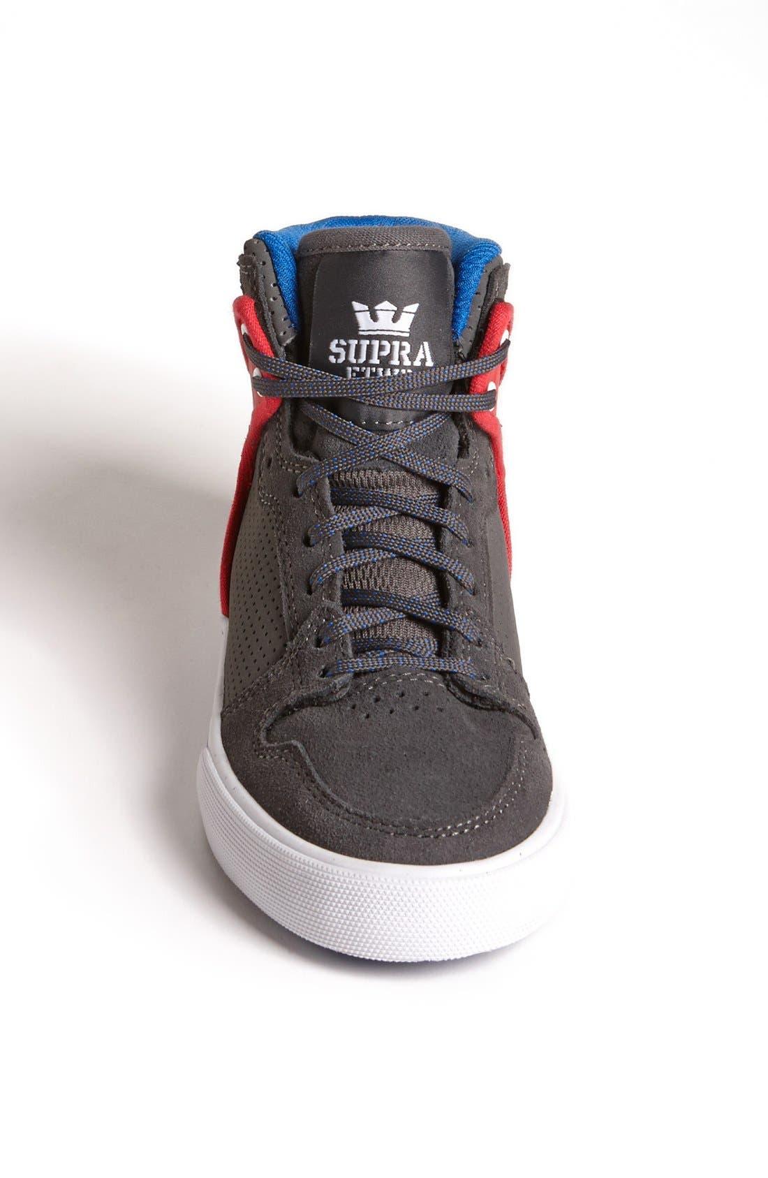 Alternate Image 3  - Supra 'Vaider' Sneaker (Toddler, Little Kid & Big Kid)