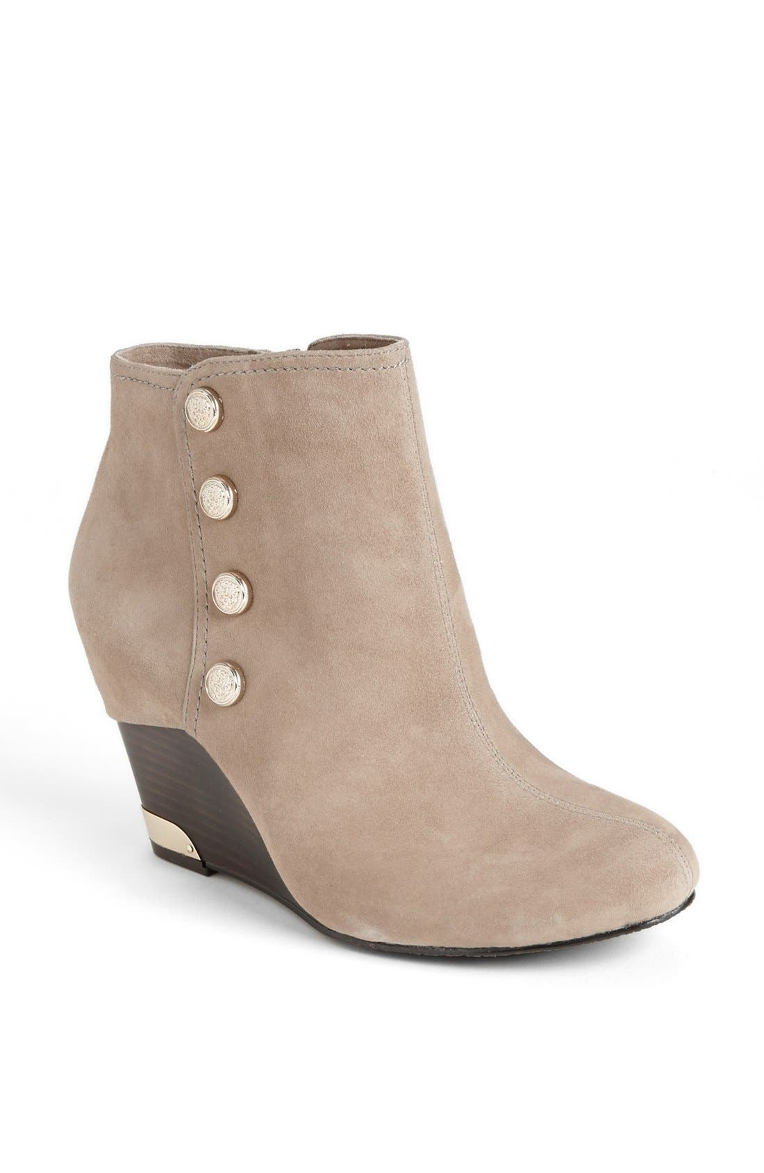 Alternate Image 1 Selected - Vince Camuto 'Huxley' Wedge Bootie