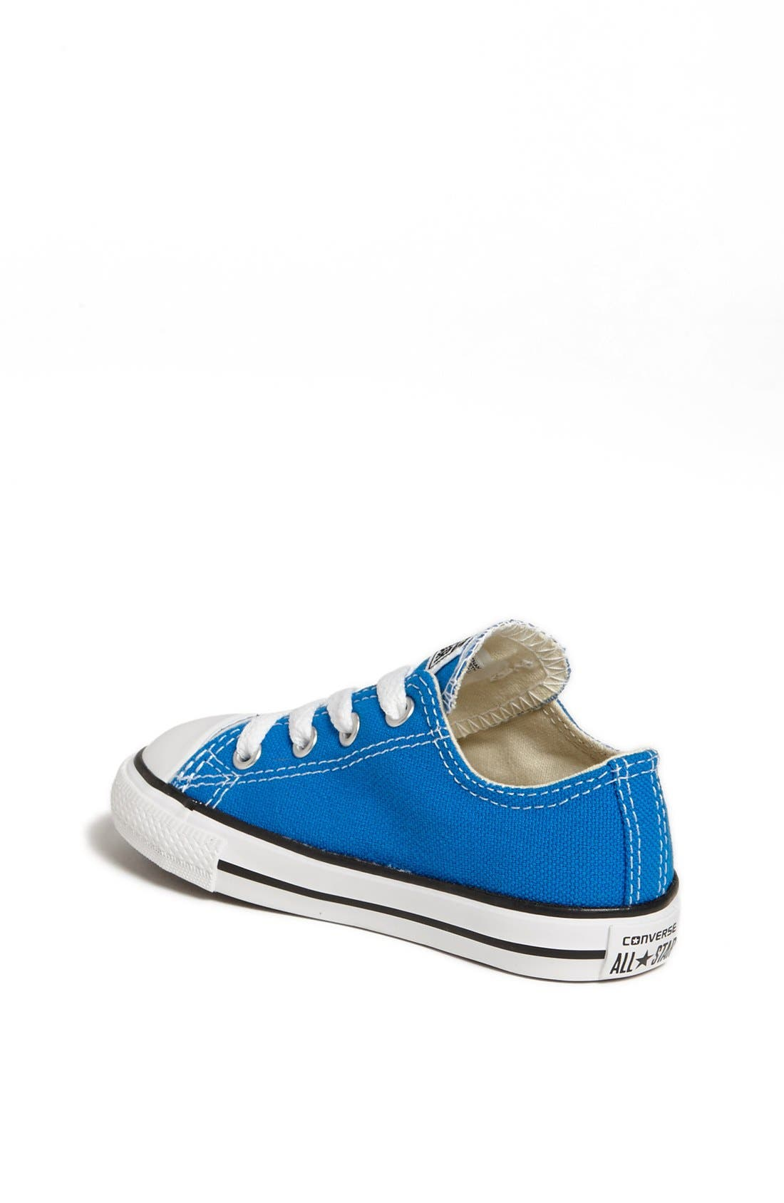 Alternate Image 2  - Converse Chuck Taylor® All Star® Low Top Sneaker (Baby, Walker & Toddler)