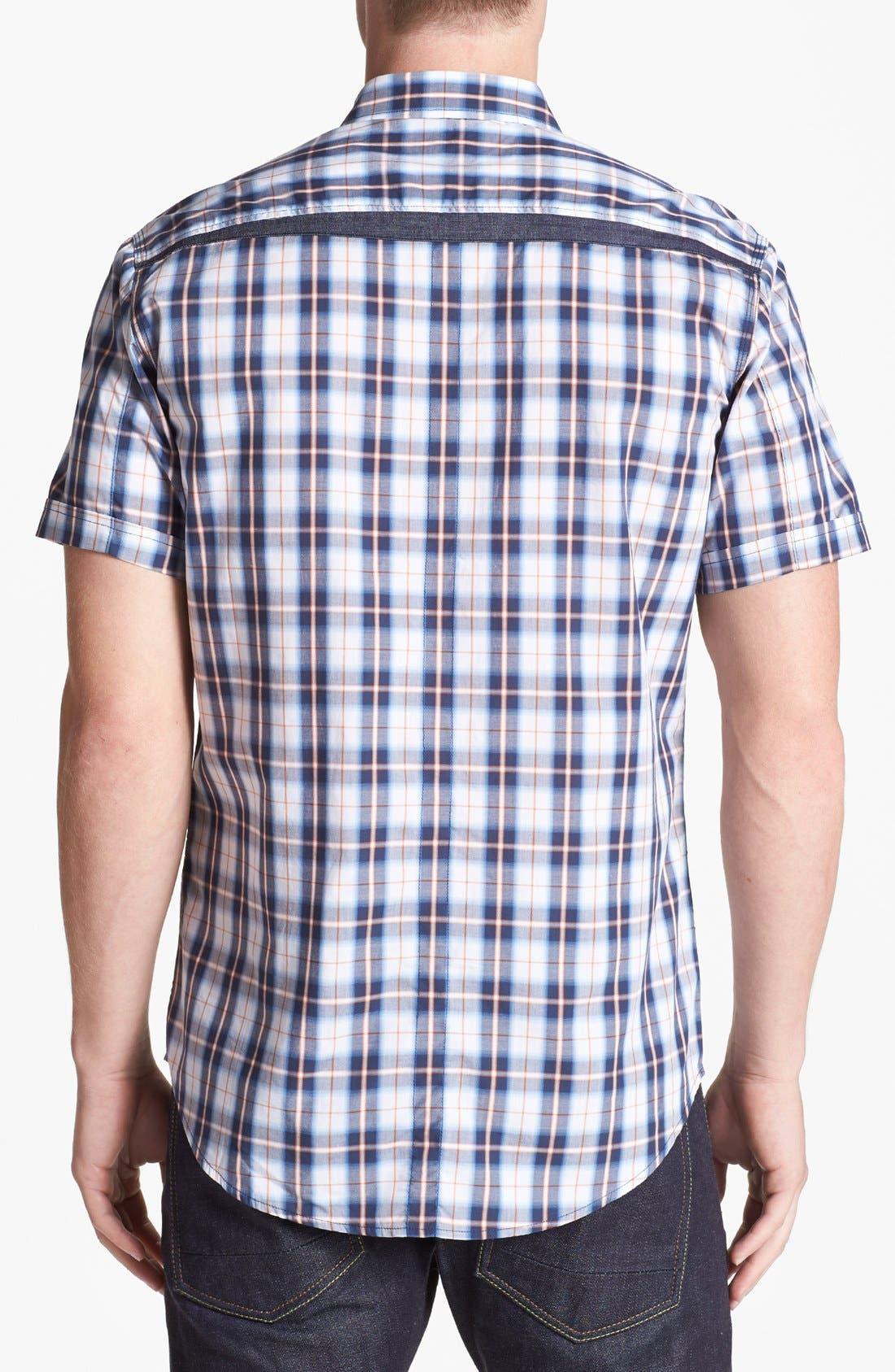 Alternate Image 2  - 7 Diamonds 'Sunshine' Sport Shirt