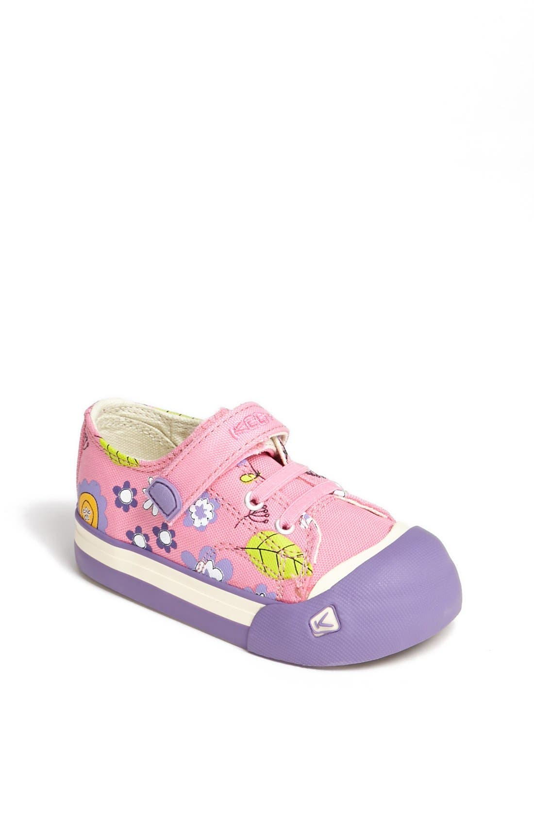 Alternate Image 1 Selected - Keen 'Coronado' Print Sneaker (Baby, Walker, Toddler & Little Kid)