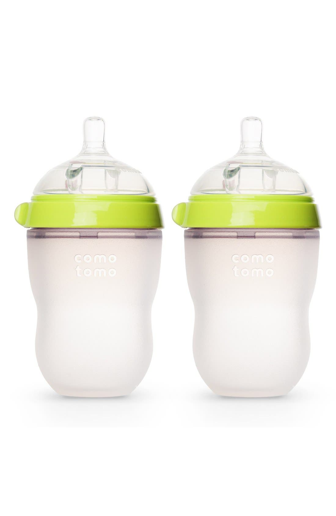 Comotomo Set of 2 Baby Bottles