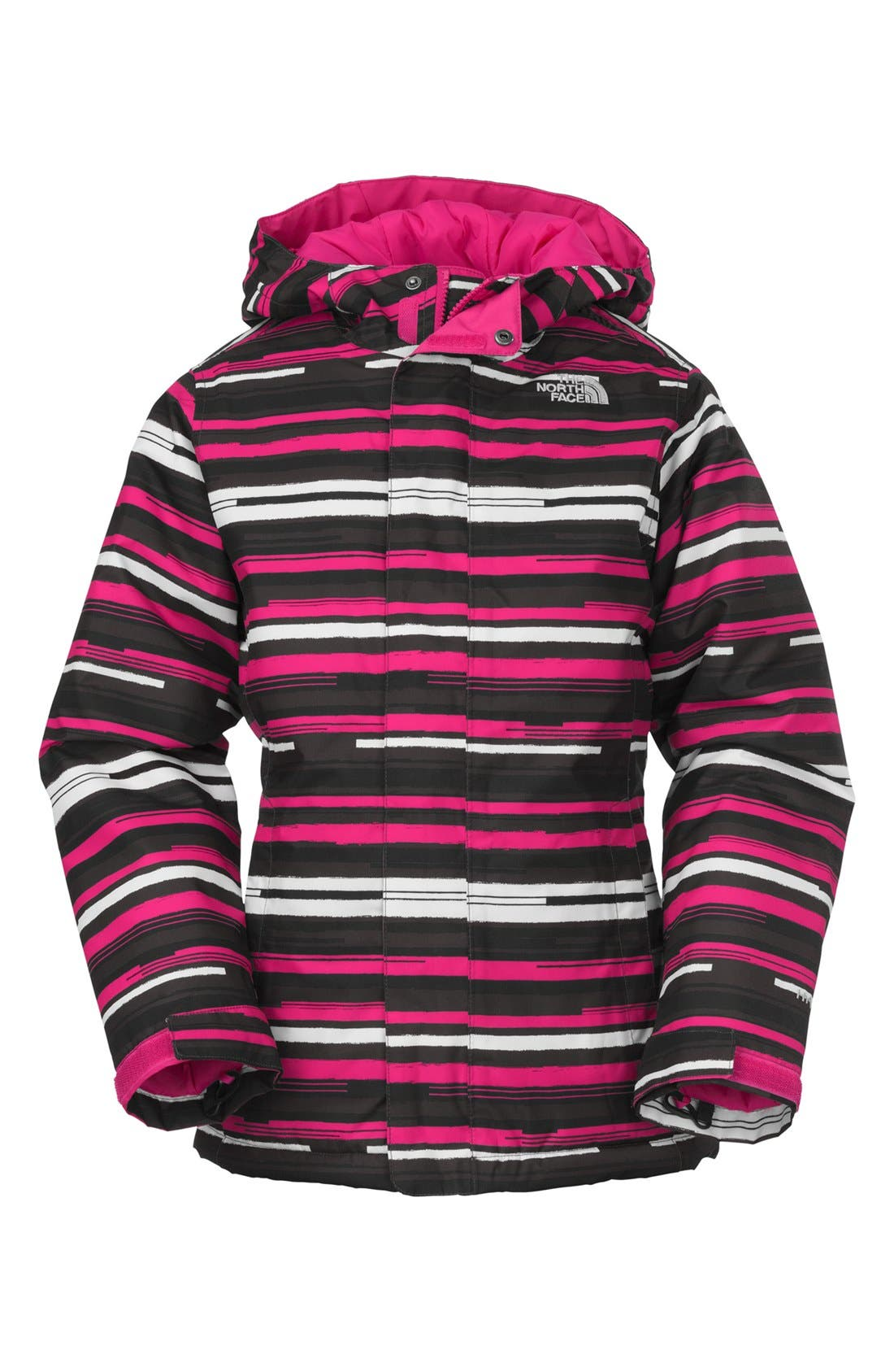 Alternate Image 1 Selected - The North Face 'Adalee' Jacket (Little Girls & Big Girls)