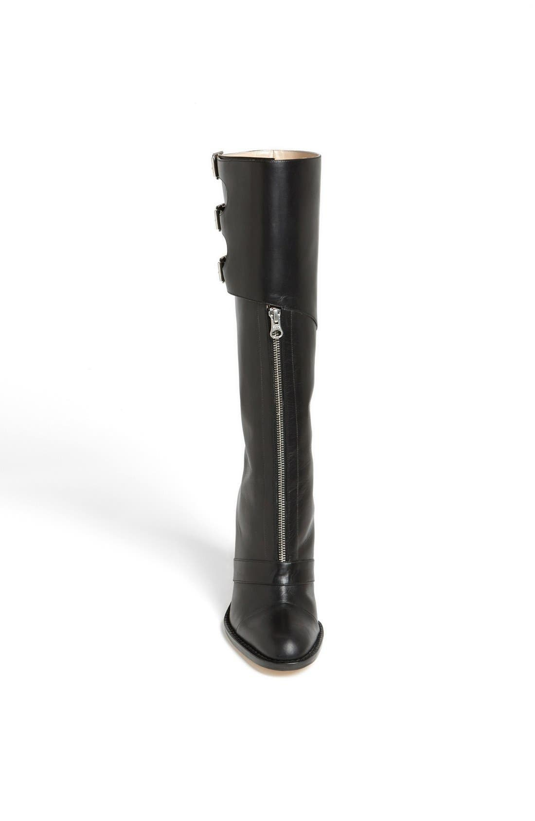 Alternate Image 3  - Manolo Blahnik Tall Leather Boot