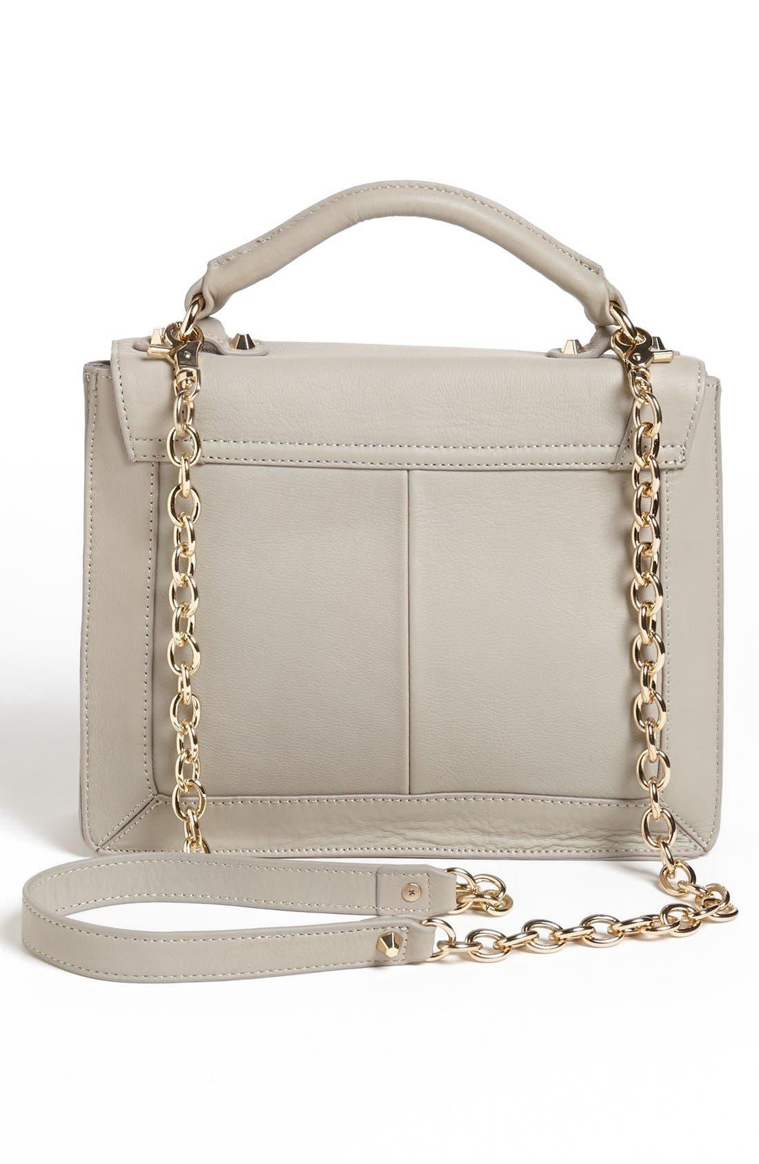 Alternate Image 4  - Sole Society 'Lisette - Medium' Shoulder Bag