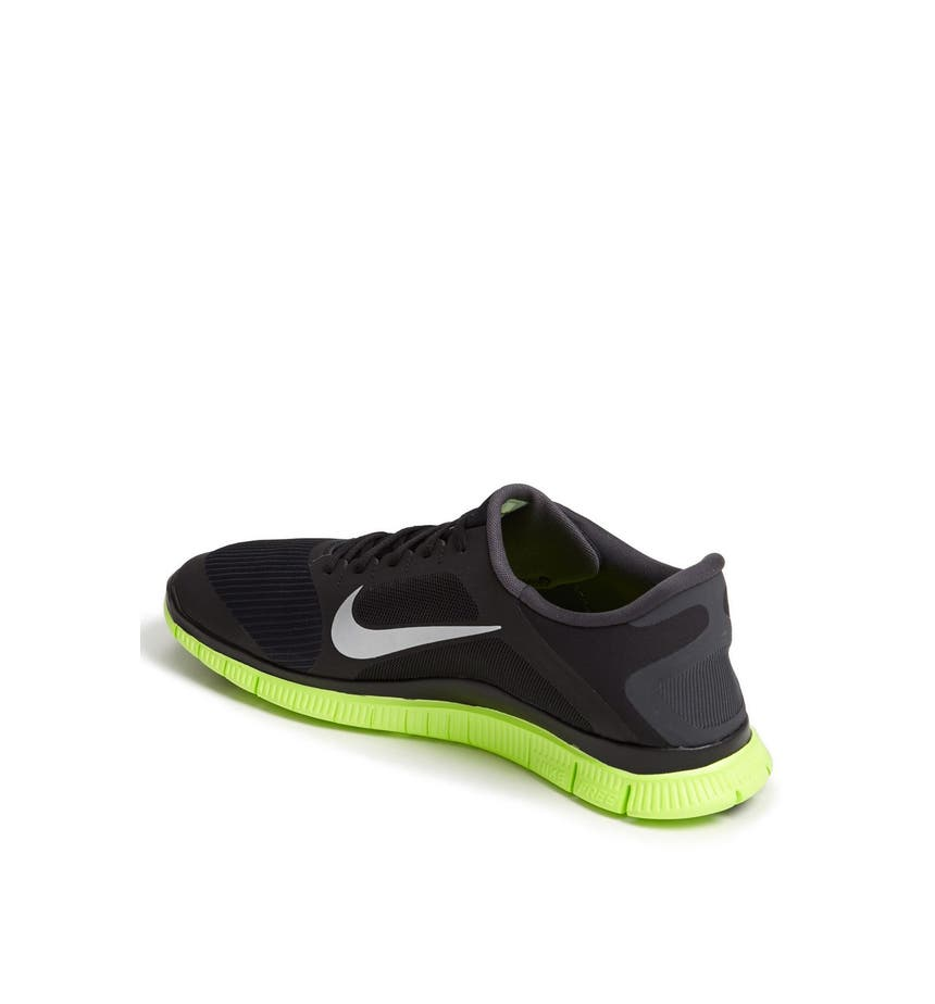 release date: outlet store super popular nike free 4.0 v3 mens all black running shoes christmas