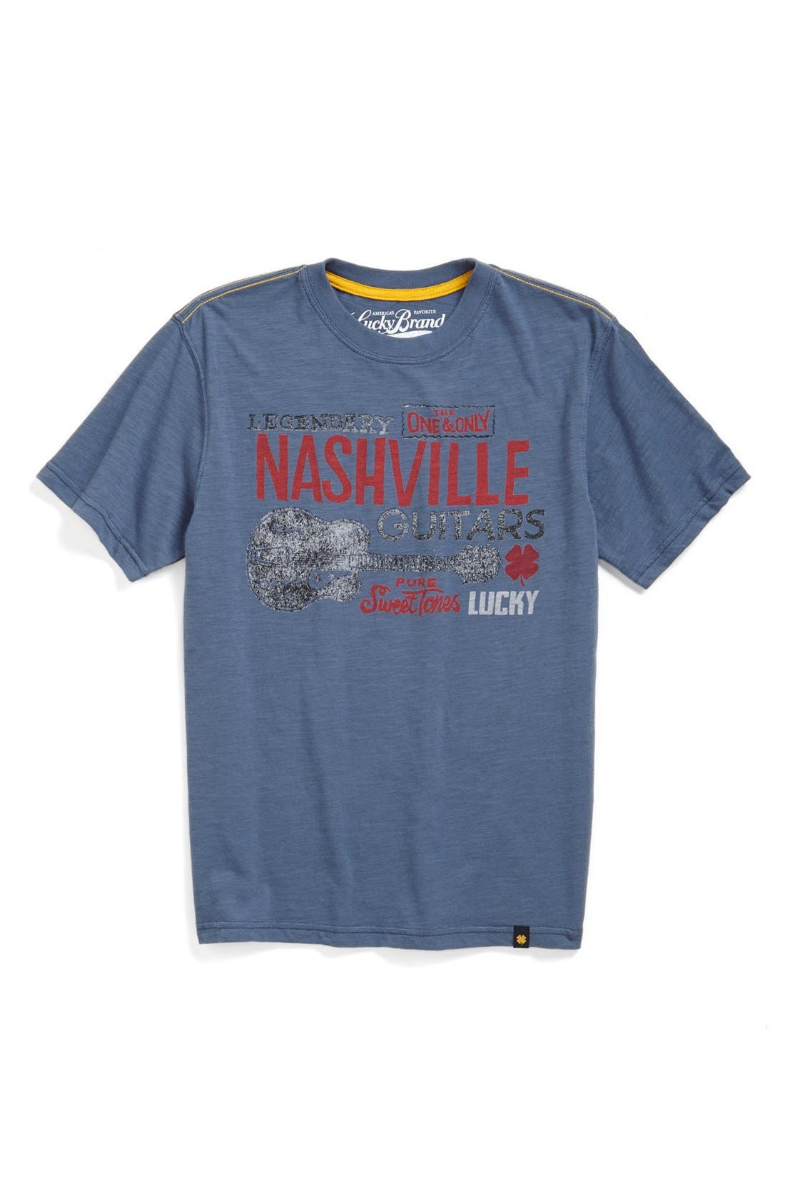 Alternate Image 1 Selected - Lucky Brand 'Sweet Tones' T-Shirt (Big Boys)