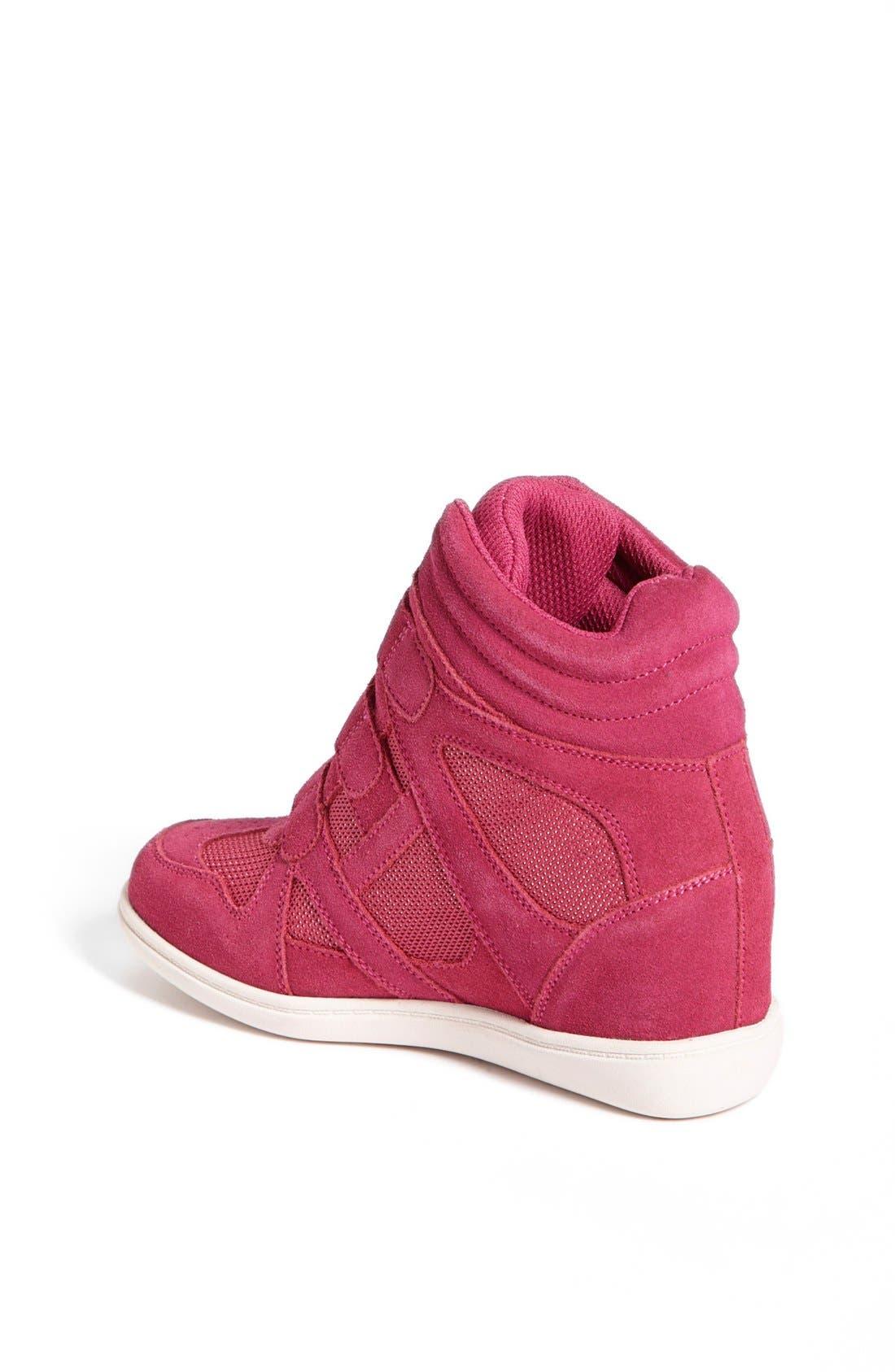 Alternate Image 2  - SKECHERS 'Double Trouble' Wedge Sneaker (Toddler, Little Kid & Big Kid)