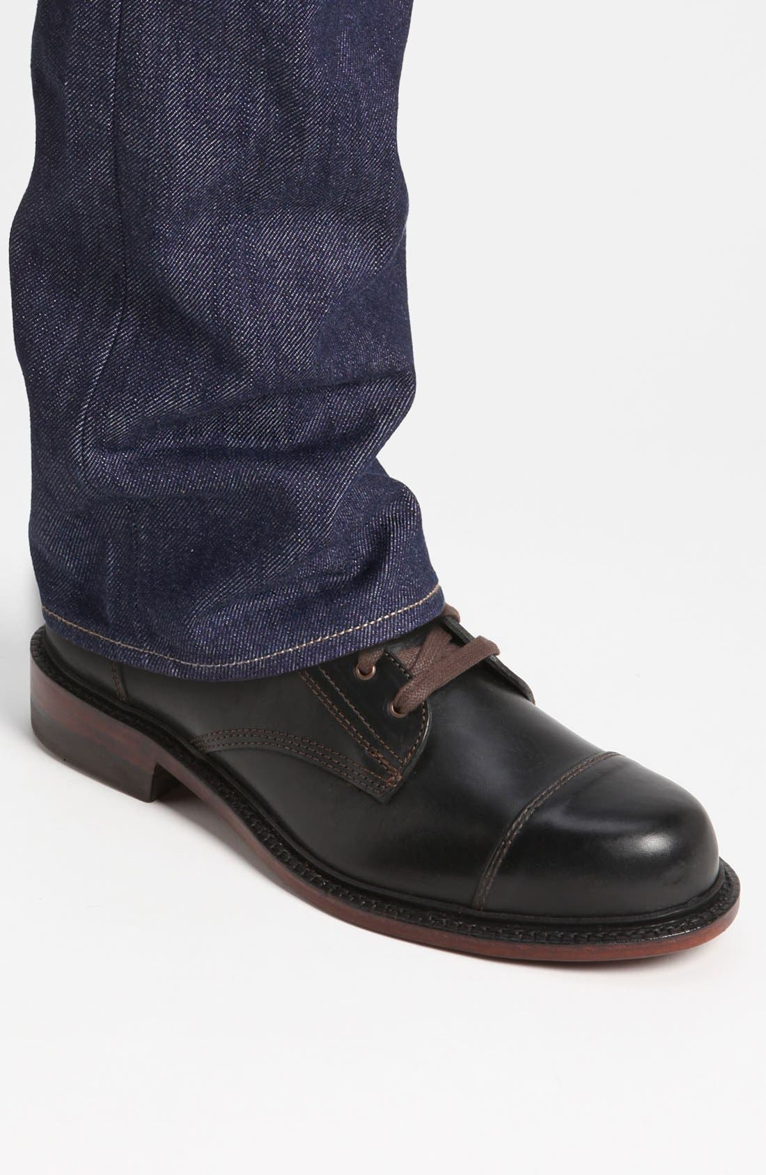 Alternate Image 6  - Wolverine '1000 Mile - Krause' Cap Toe Boot
