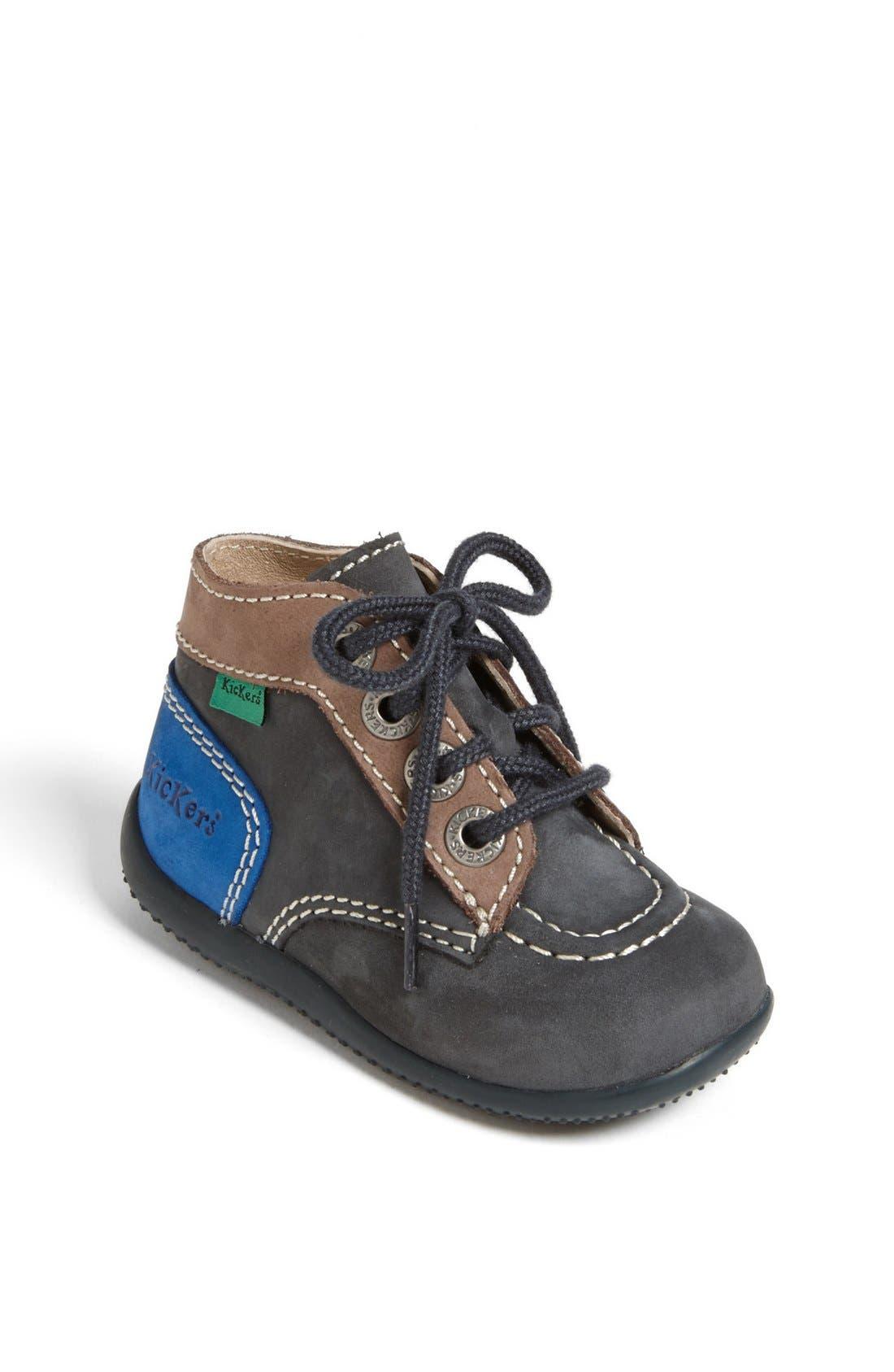 Main Image - Kickers 'Bonbon 82' Boot (Baby, Walker & Toddler)
