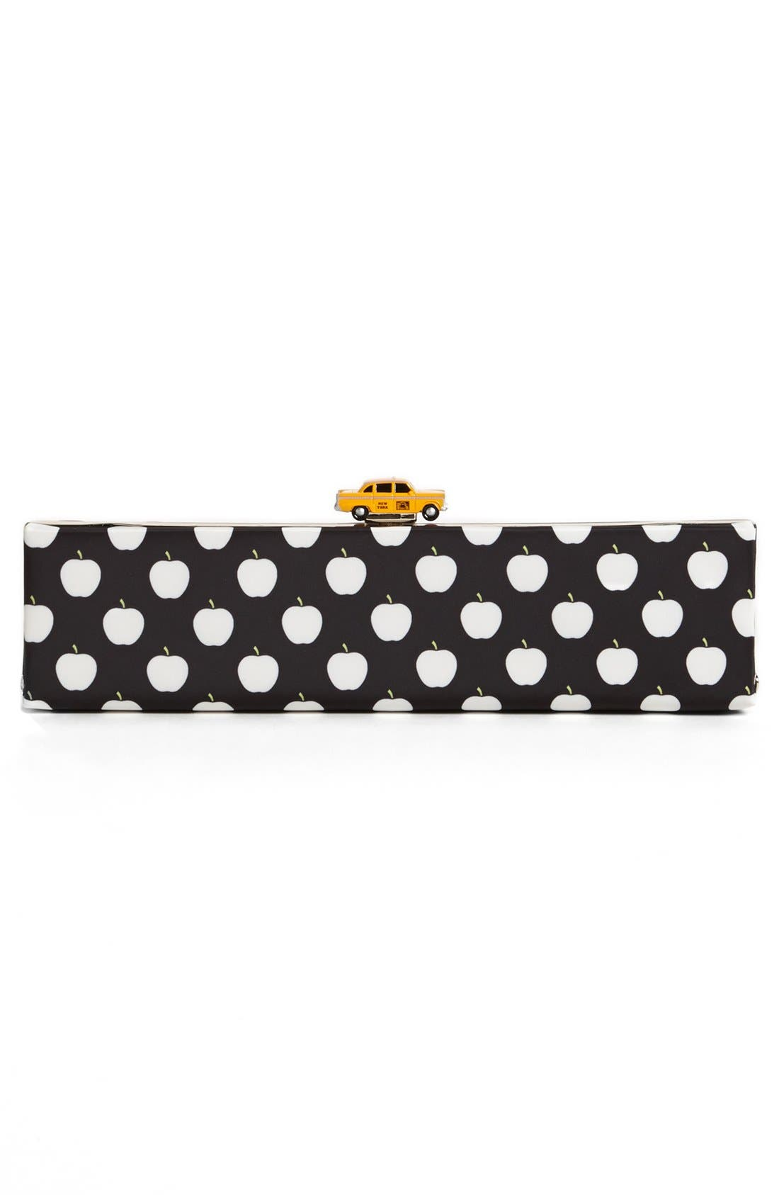 Alternate Image 4  - kate spade new york 'far from the tree - off duty' clutch