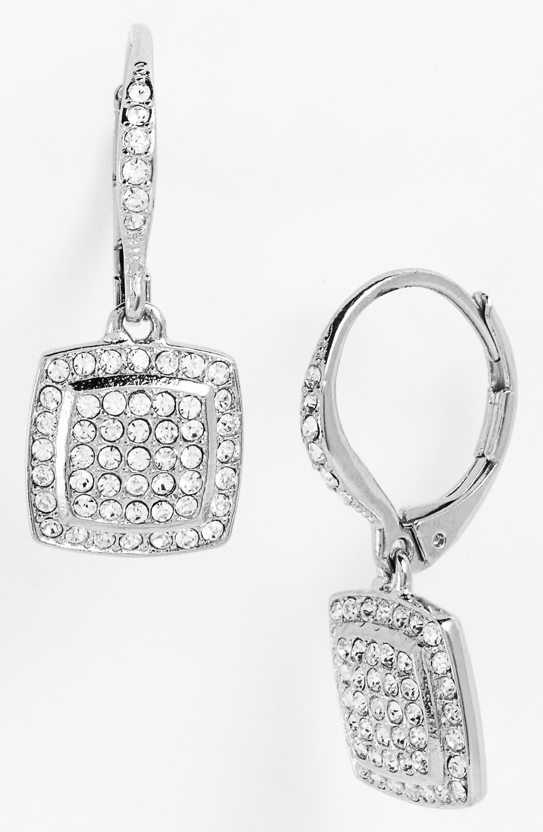 Alternate Image 1 Selected - Nadri Pavé Drop Earrings