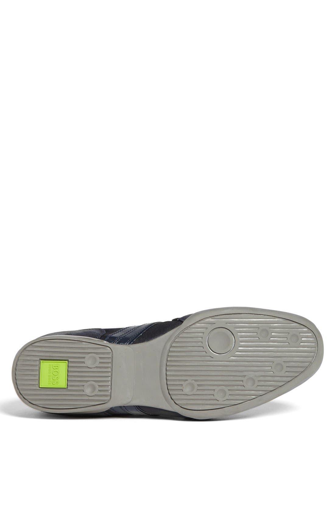 Alternate Image 4  - BOSS Green 'Spacit' Sneaker