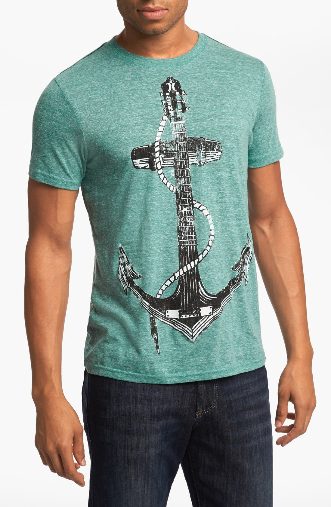 Main Image - Hurley 'Heavy Metal' T-Shirt