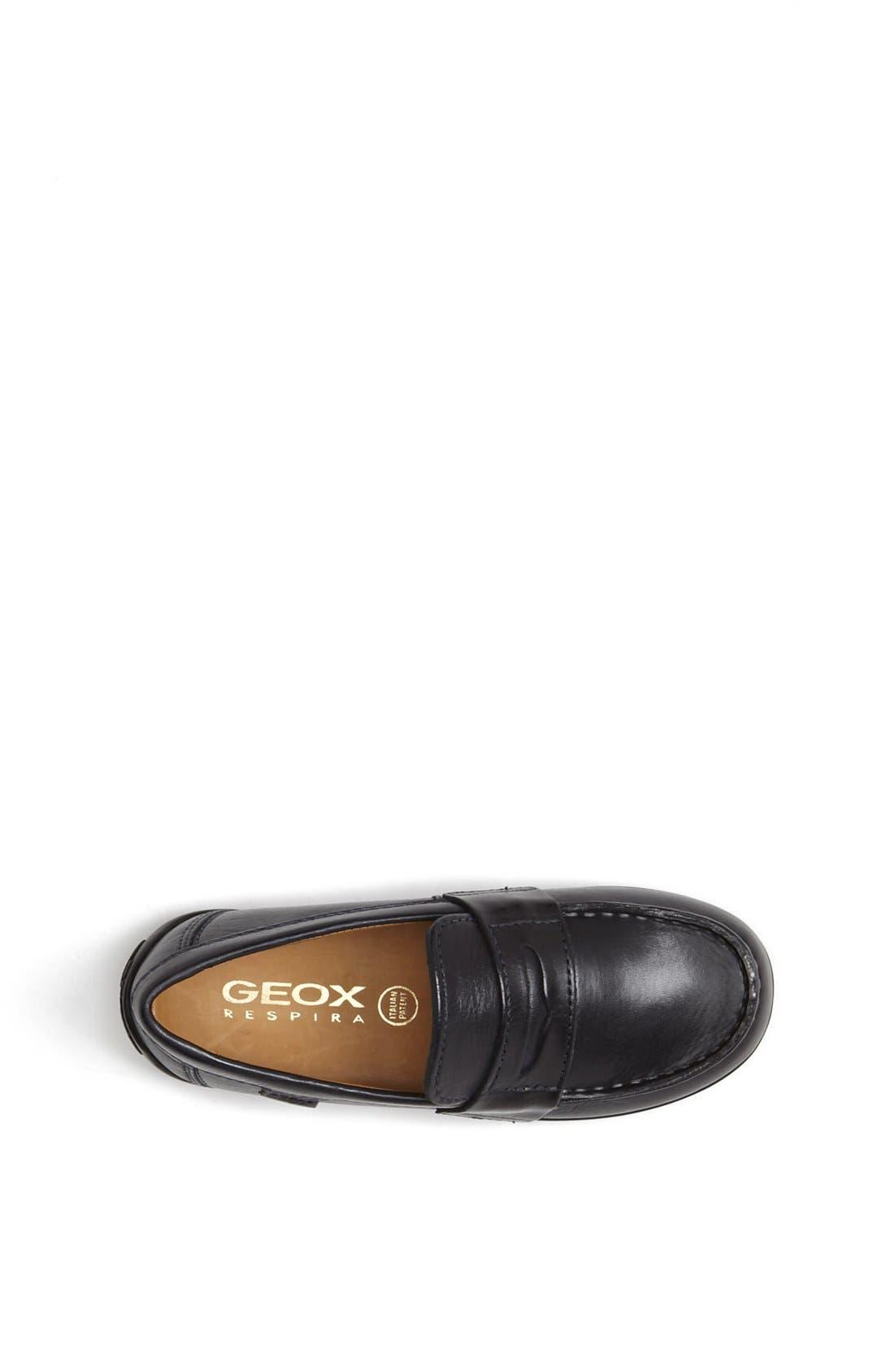 Alternate Image 3  - Geox 'Fast' Loafer (Toddler, Little Kid & Big Kid)