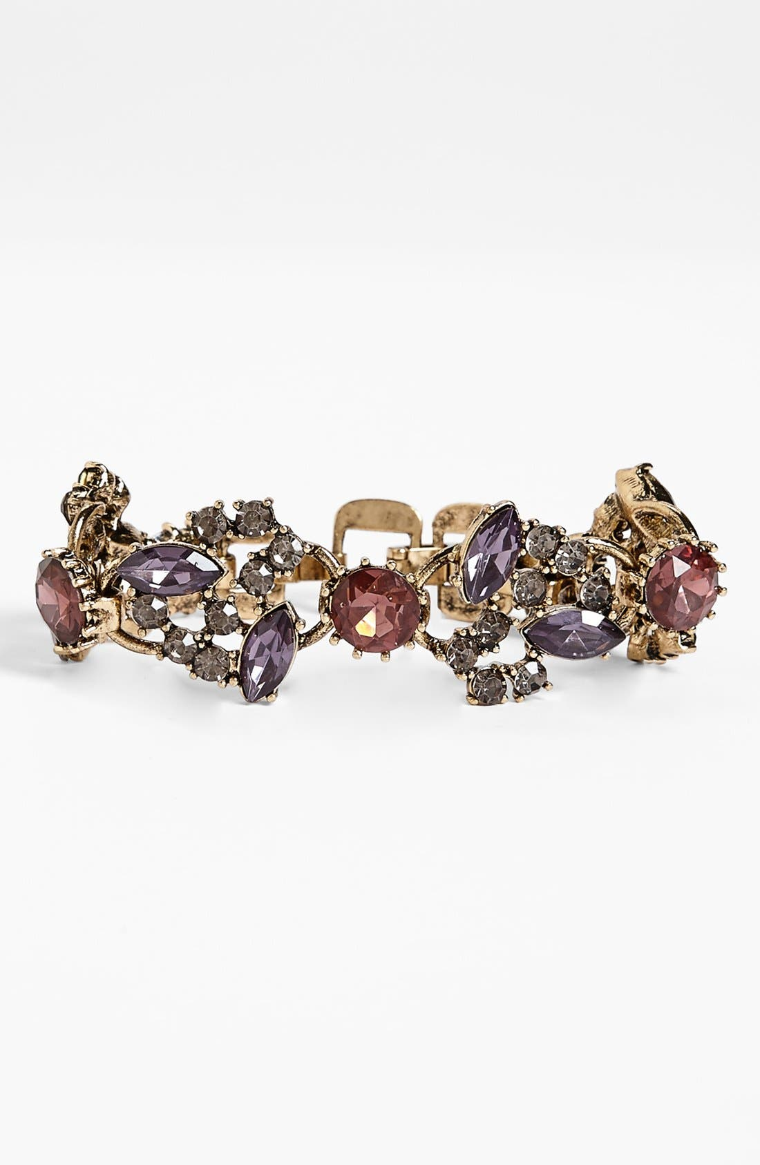 Alternate Image 1 Selected - Anne Klein Stone Bracelet