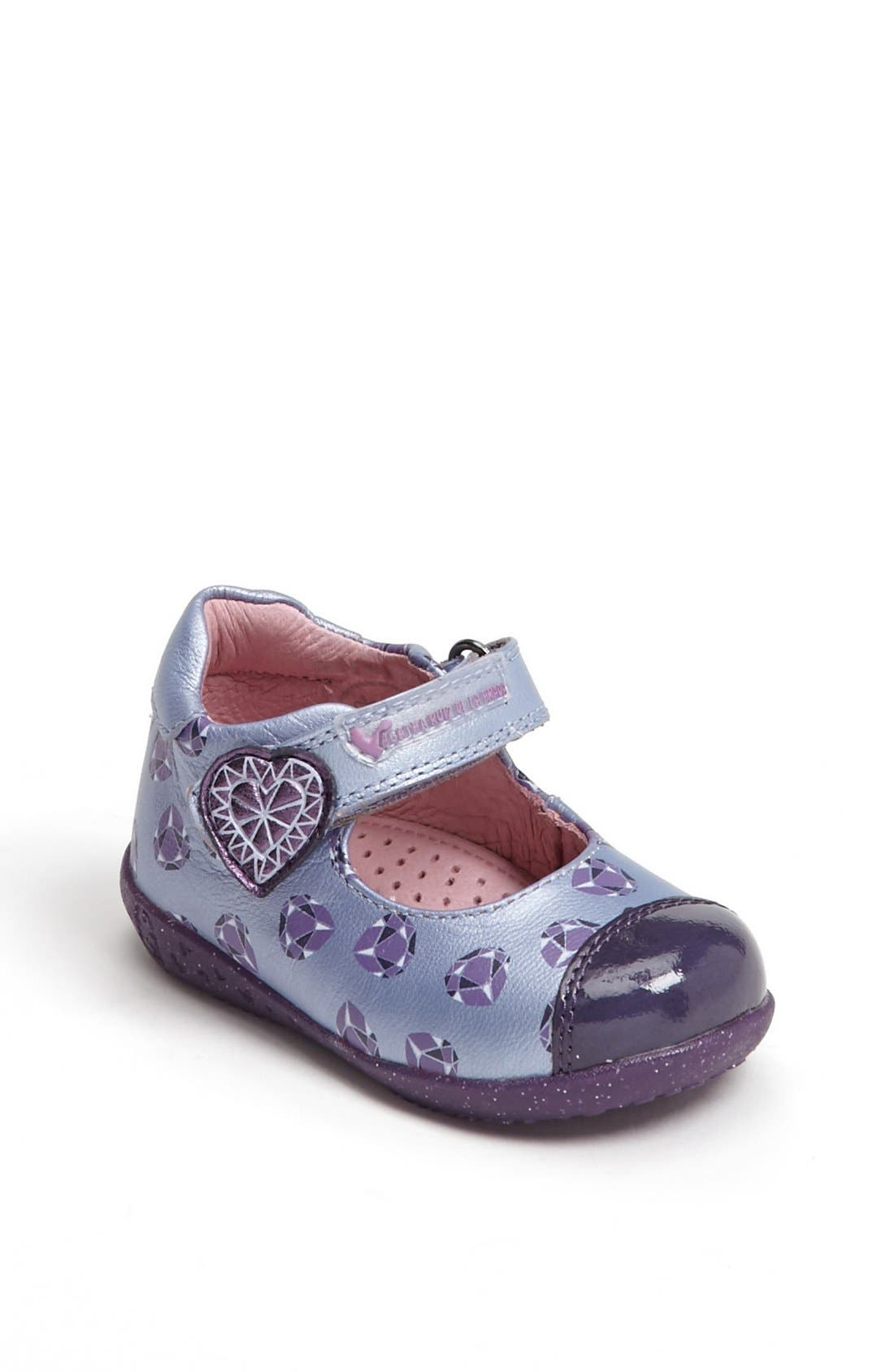 Main Image - Agatha Ruiz de la Prada 'Diamond' Mary Jane (Baby, Walker & Toddler)