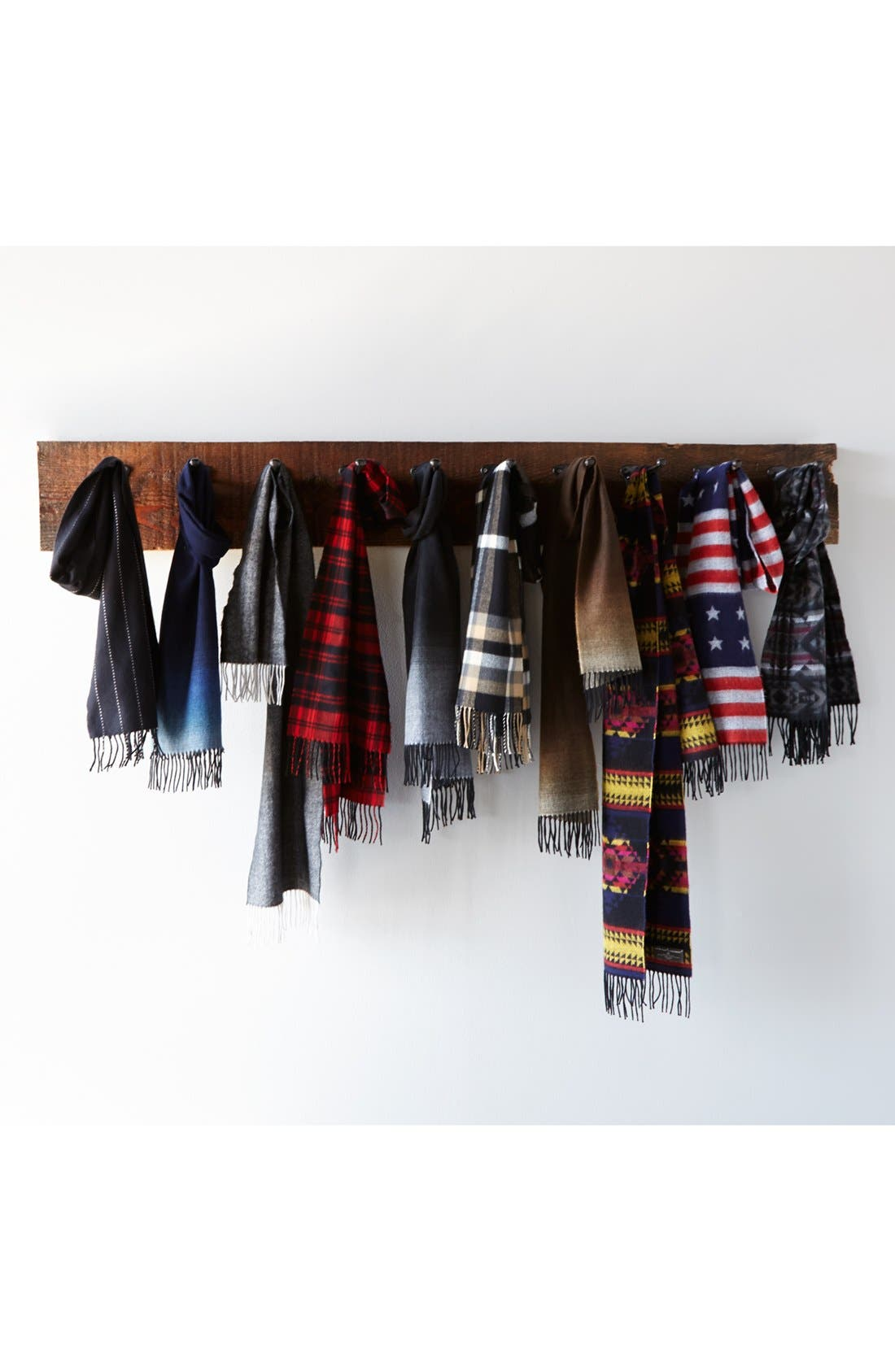 'Softer Than Cashmere' Plaid Scarf,                             Alternate thumbnail 2, color,
