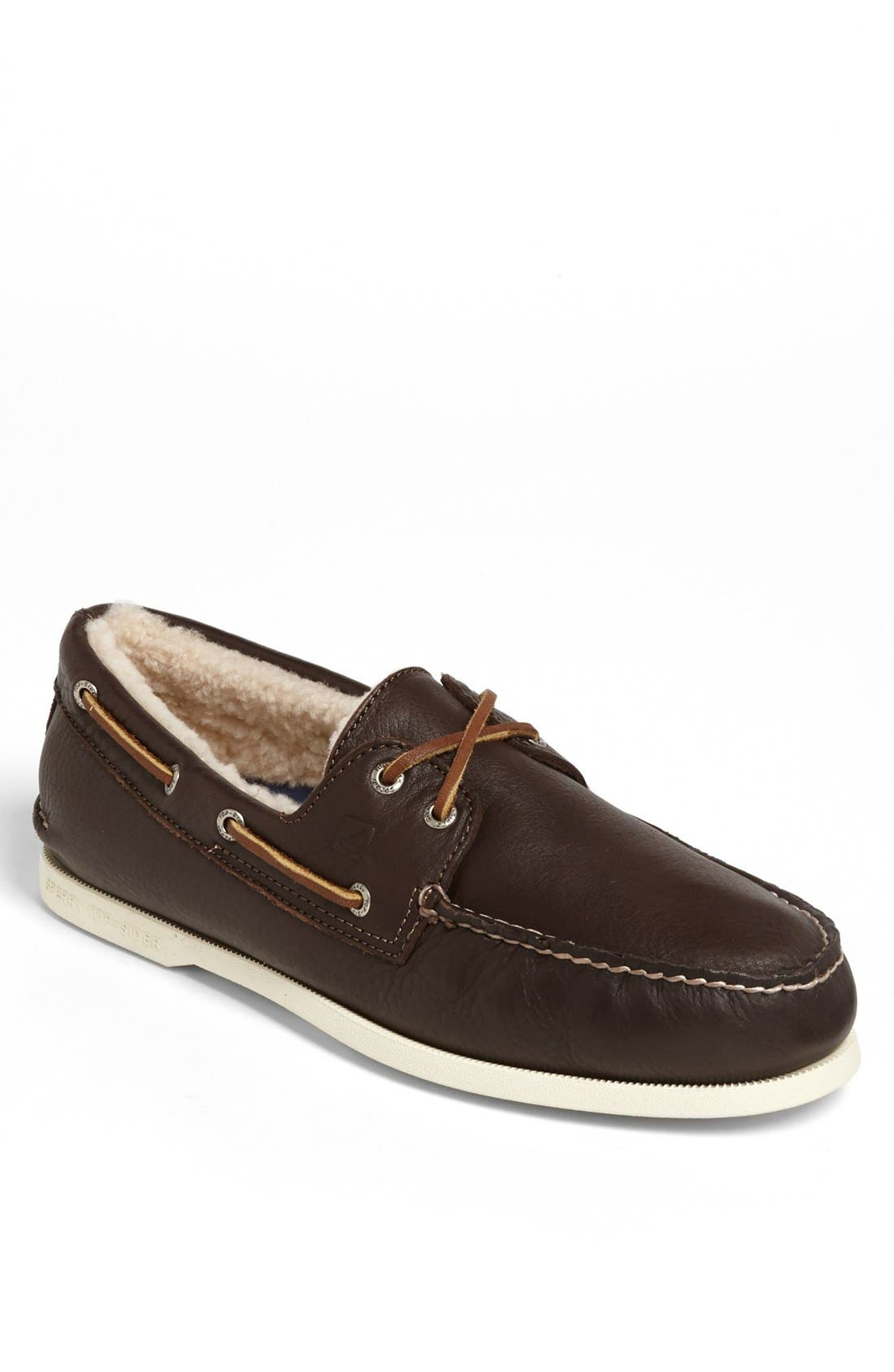 Alternate Image 1 Selected - Sperry Top-Sider® 'Authentic Original - Winter' Boat Shoe