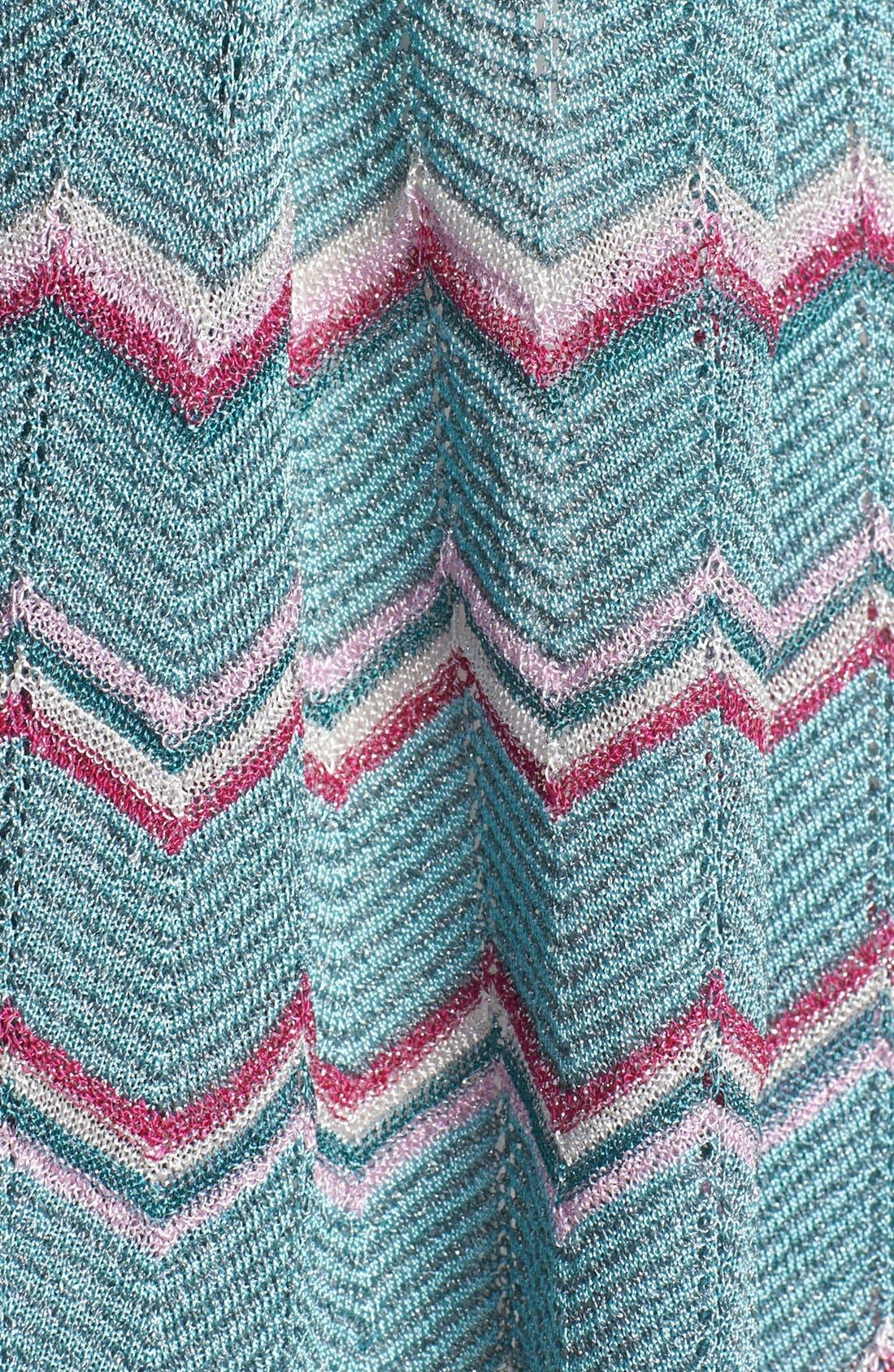 Alternate Image 3  - Missoni Lightweight Zigzag Scarf