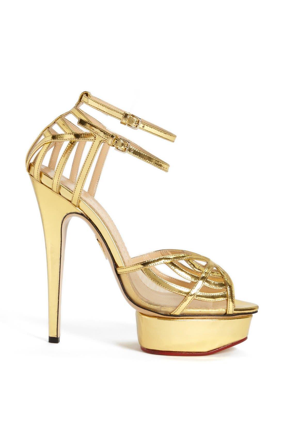 Alternate Image 2  - Charlotte Olympia 'Octavia' Sandal