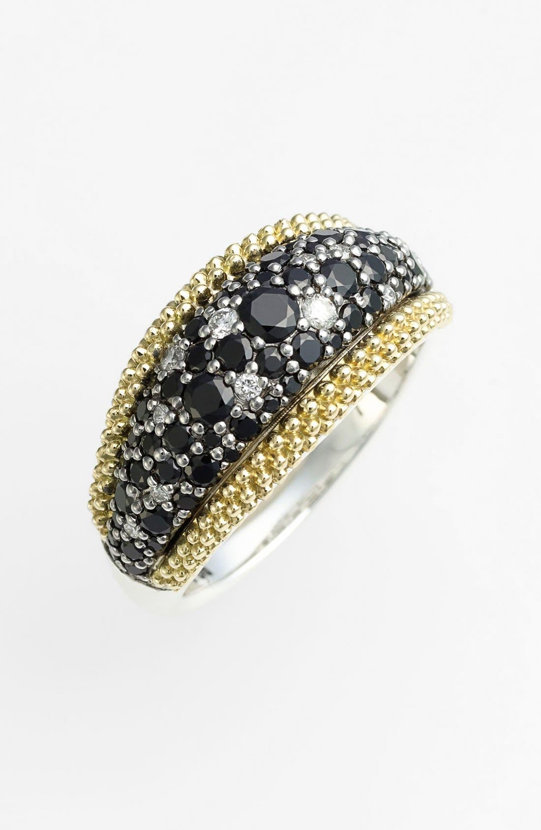 Main Image - Lagos 'Nightfall' Band Ring
