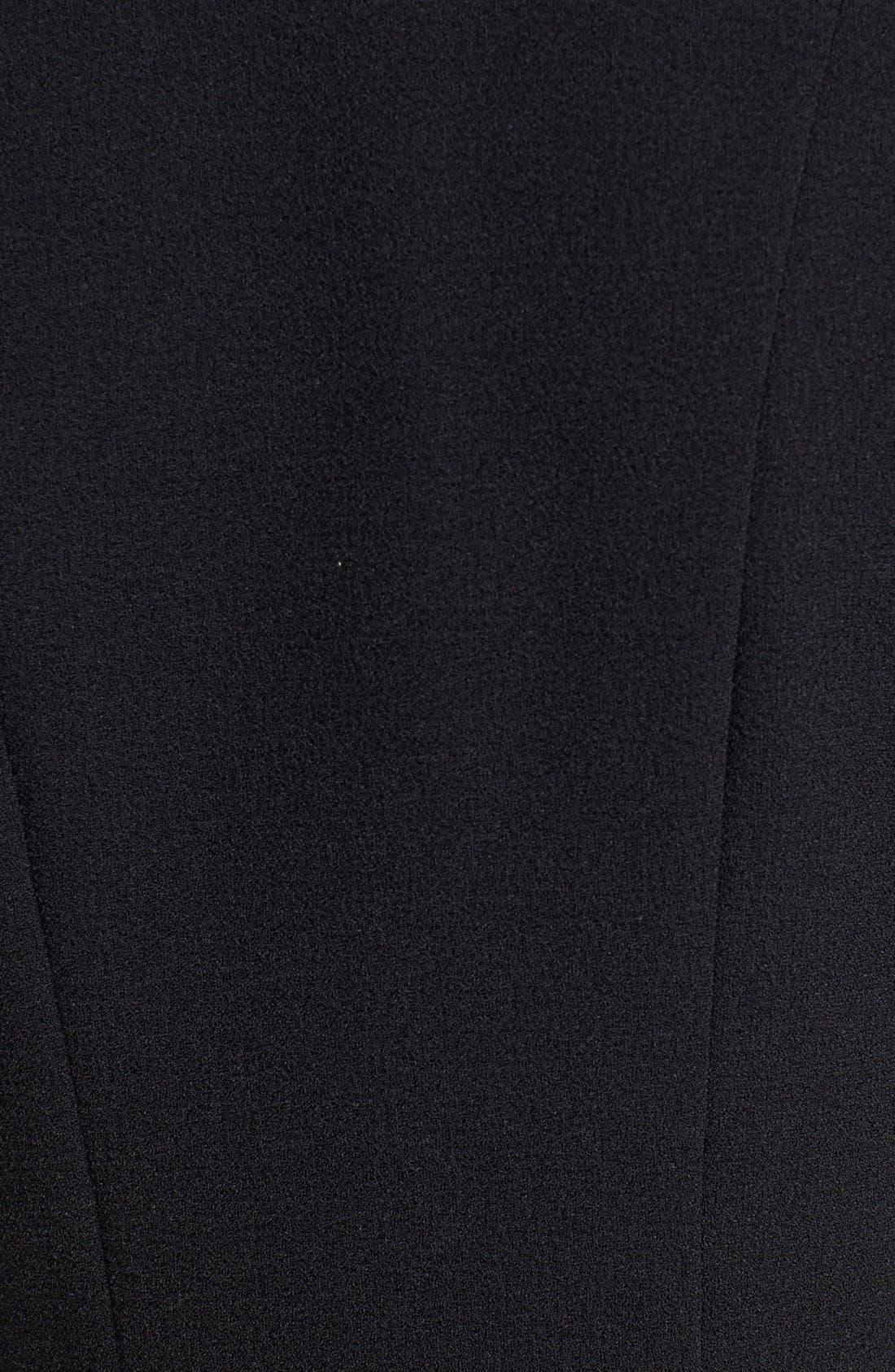 Alternate Image 3  - Pure Sugar Faux Leather Trim Jacket