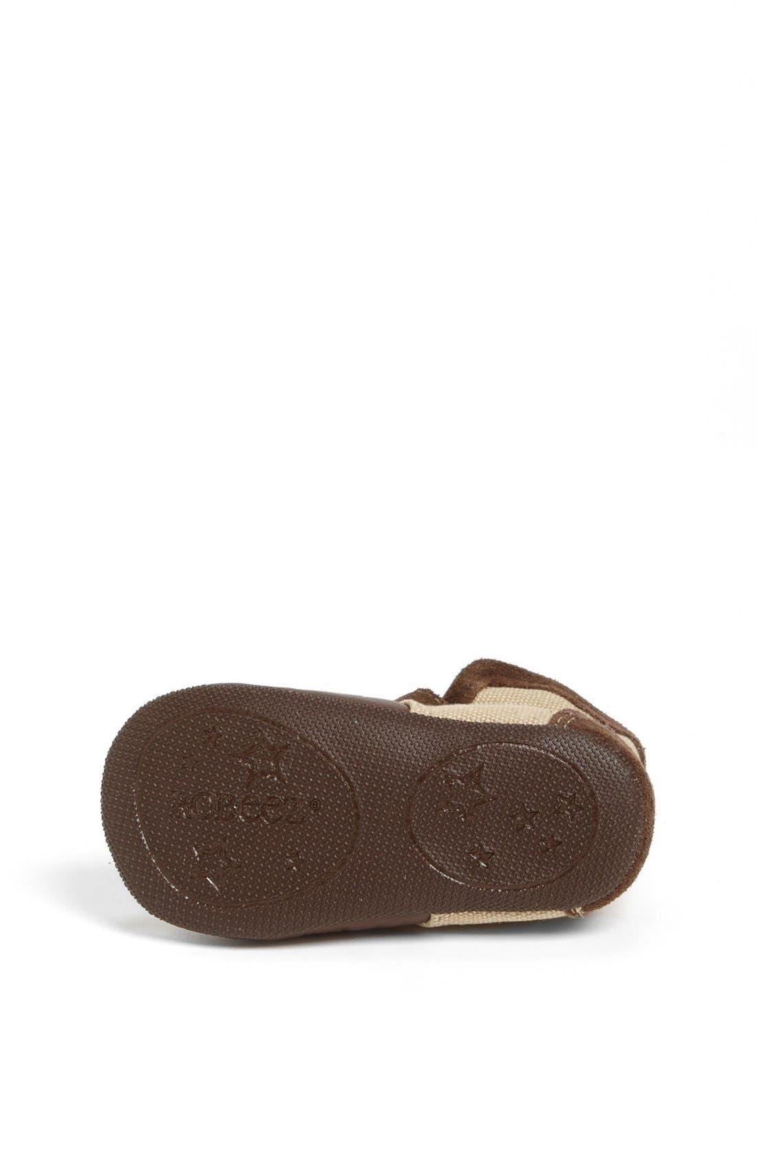 Alternate Image 4  - Robeez® Mini Shoez 'Taylor' Boot (Baby & Walker)