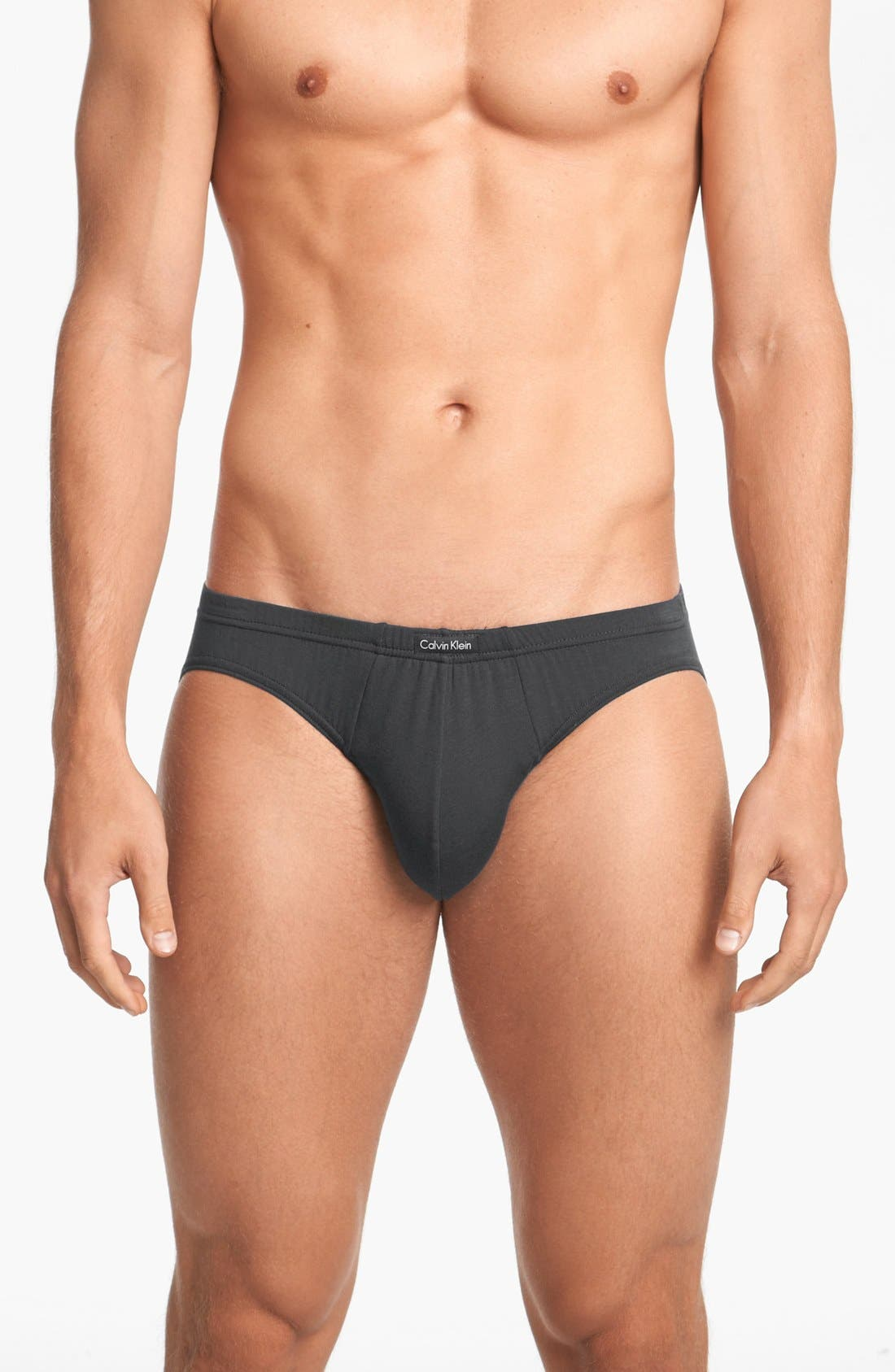 Alternate Image 1 Selected - Calvin Klein 'U5552' Micromodal Bikini Briefs