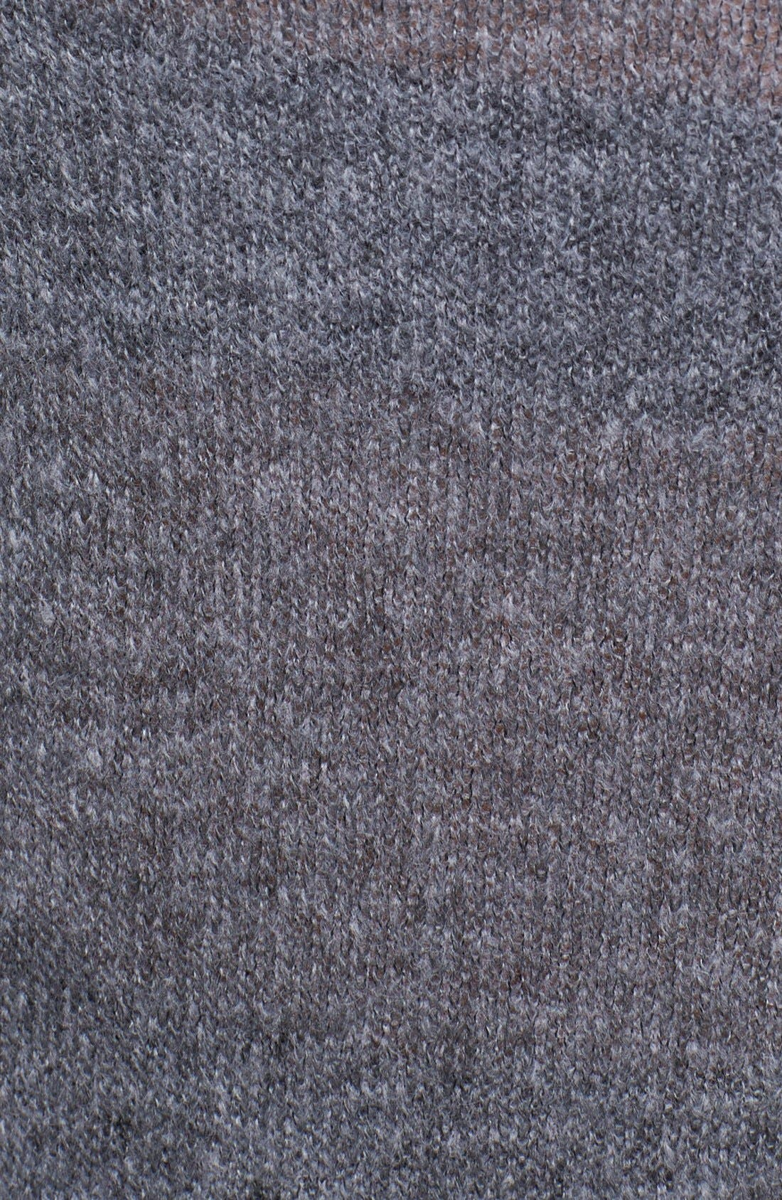 Alternate Image 3  - Leith Heathered Uneven Hem Pullover