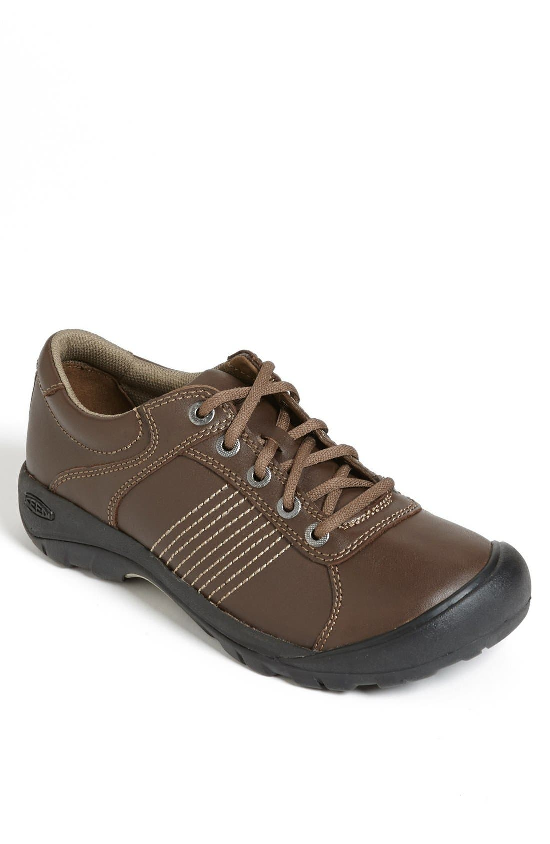 Alternate Image 1 Selected - Keen 'Finlay' Leather Oxford