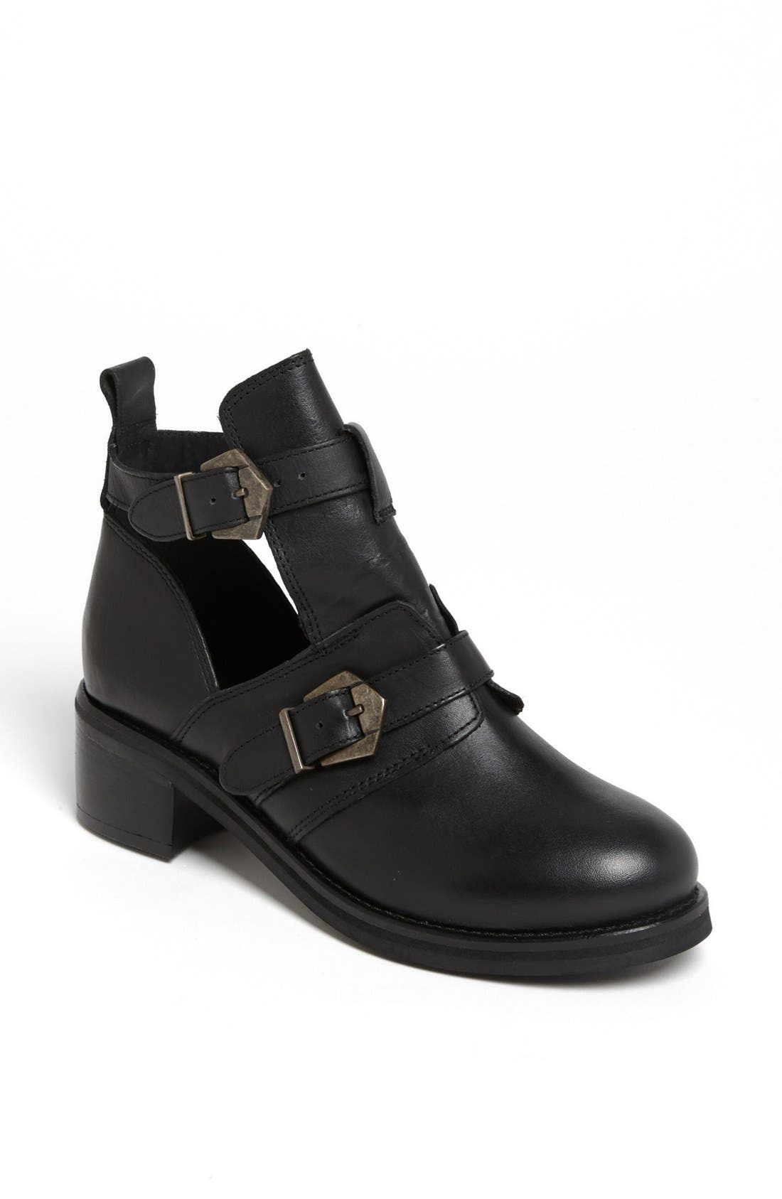 Alternate Image 1 Selected - Topshop 'Arabel 2' Cutout Boot