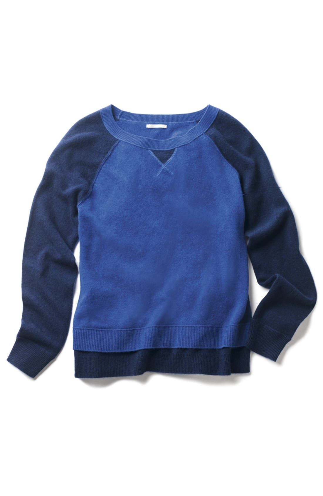 Alternate Image 7  - Halogen® Cashmere Crewneck Sweater