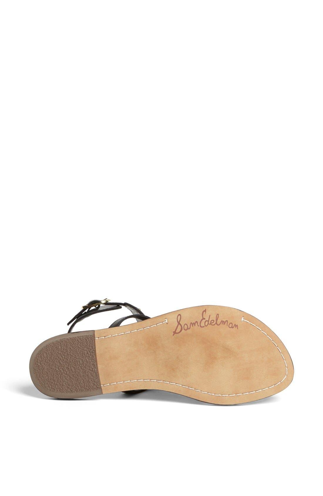 Alternate Image 4  - Sam Edelman 'Genette' Sandal
