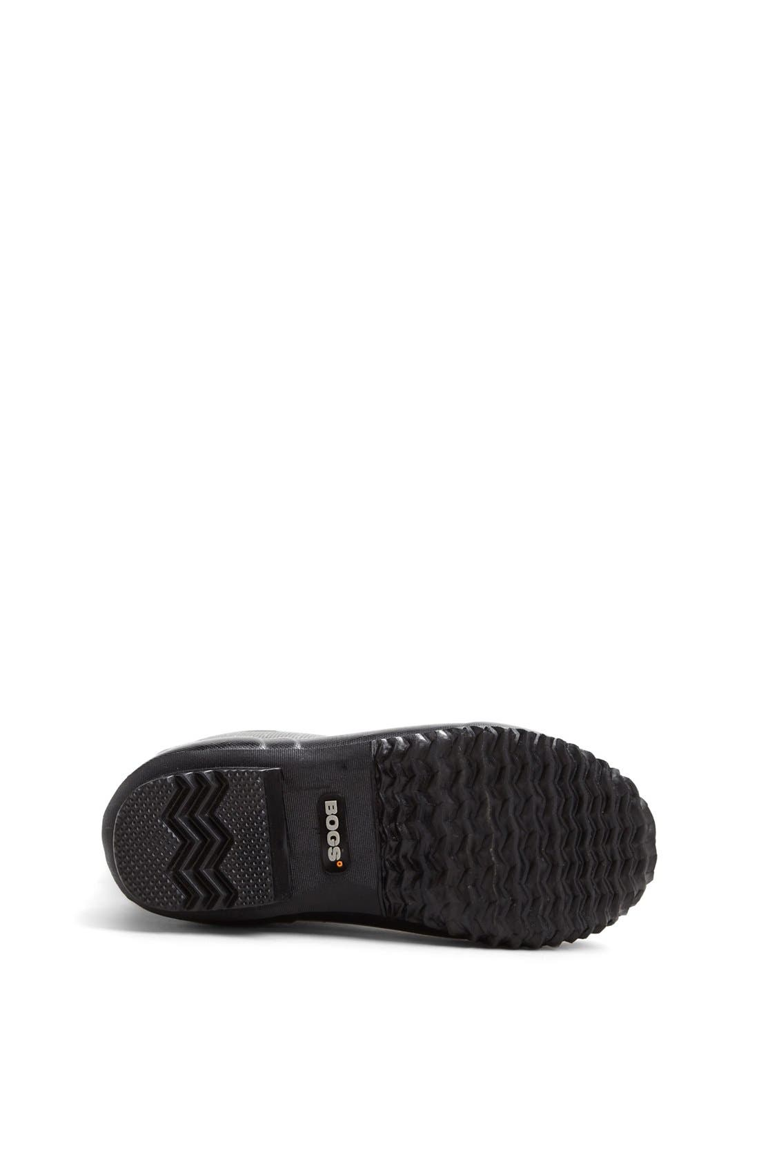 Alternate Image 4  - Bogs Footwear 'Plimsoll' Boot (Little Kid & Big Kid)