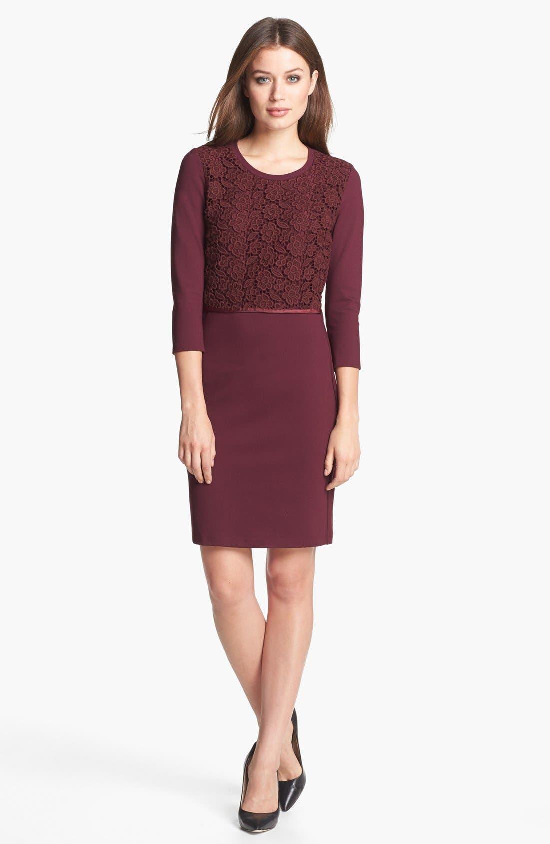 Alternate Image 1 Selected - Weekend Max Mara 'Provino' Jersey Dress