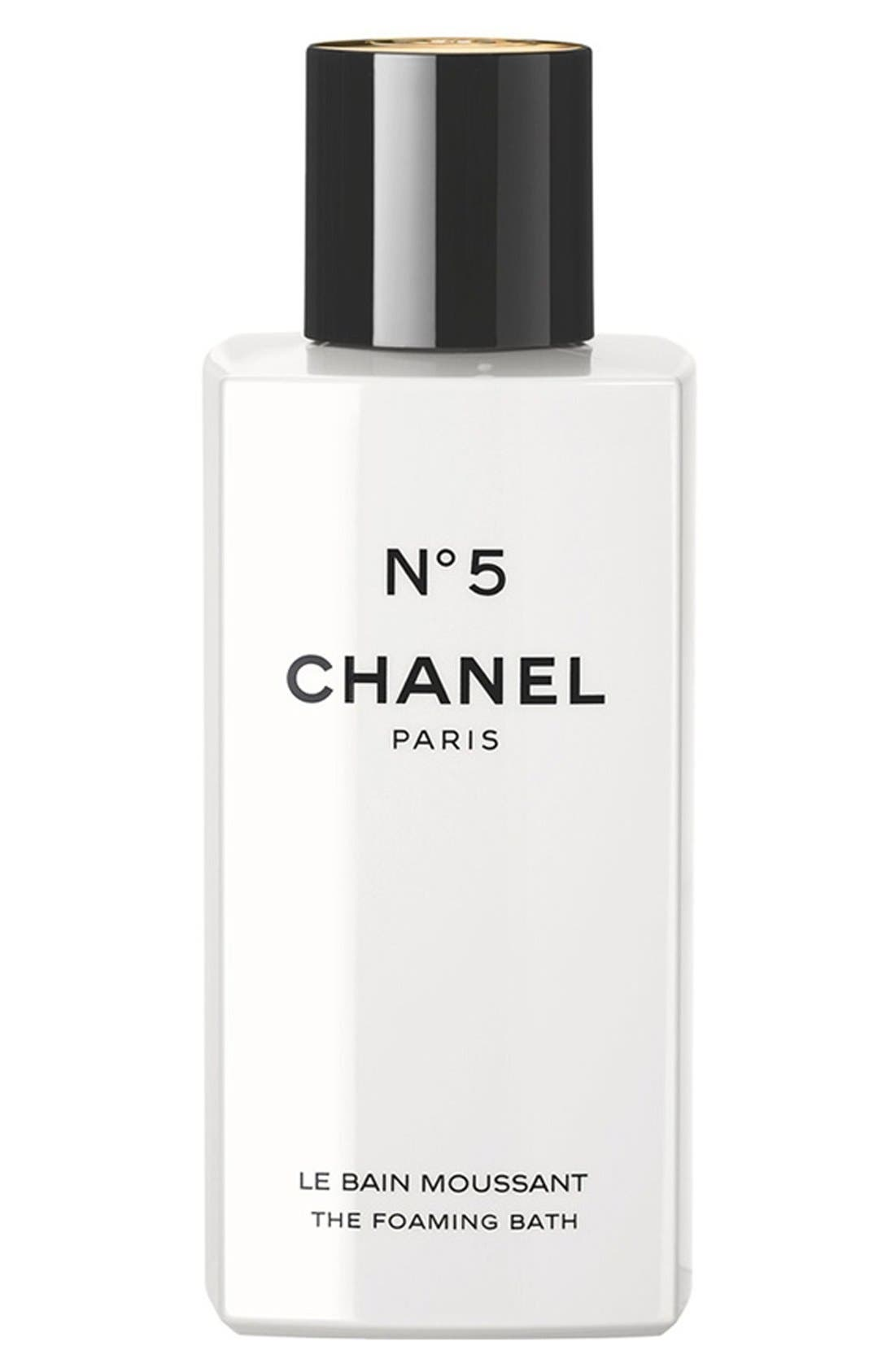 CHANEL N°5 LE BAIN MOUSSANT THE FOAMING BATH