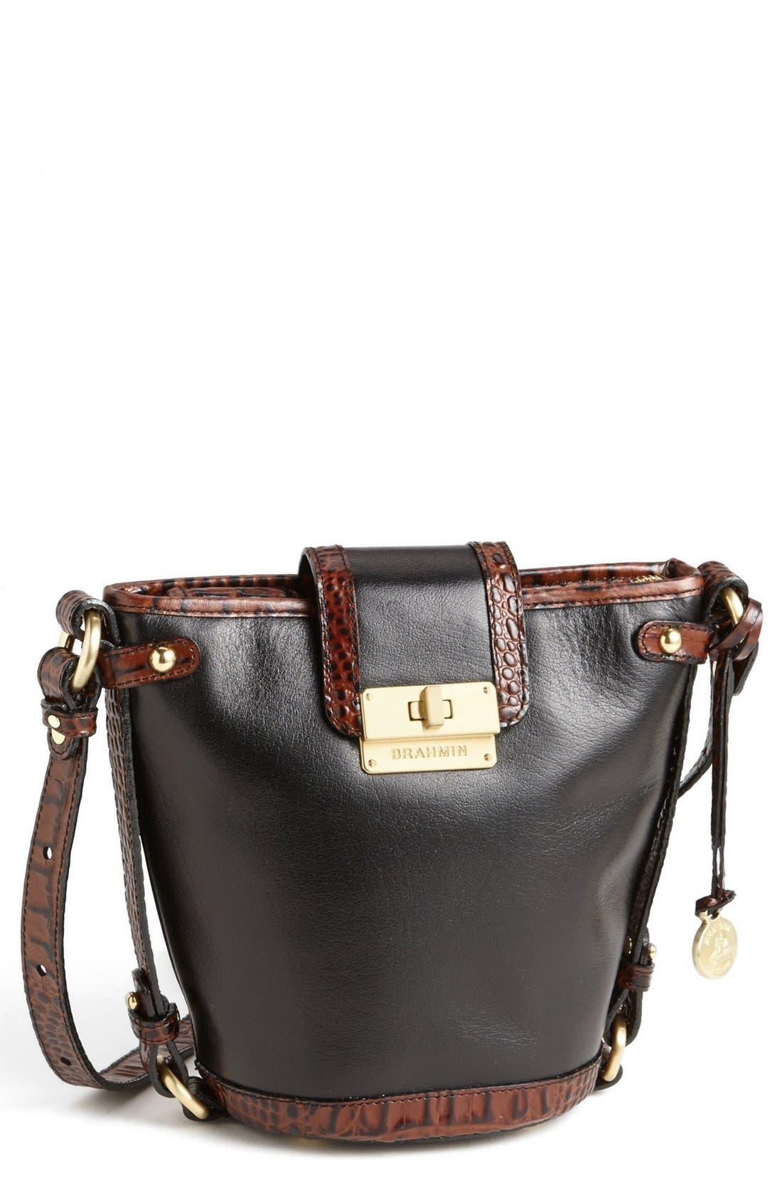 Alternate Image 1 Selected - Brahmin 'Tuscan Oxford' Crossbody Bag