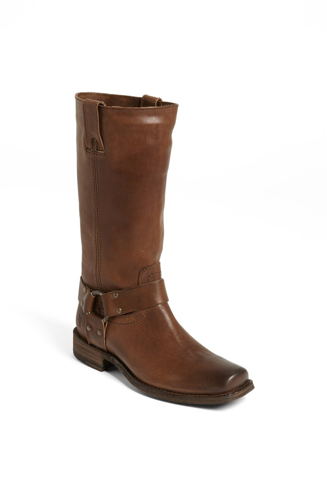 Main Image - Frye 'Smith' Harness Tall Boot