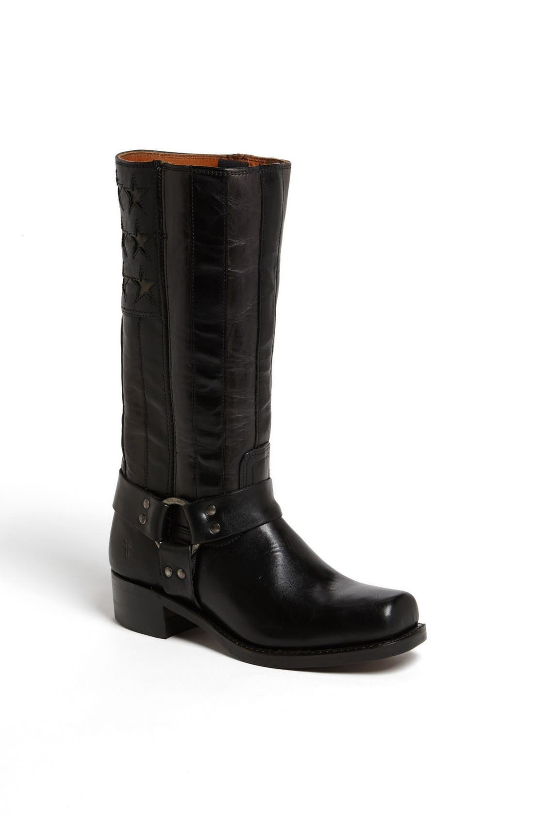 Alternate Image 1 Selected - Frye 'Americana' Harness Boot (Limited Edition)