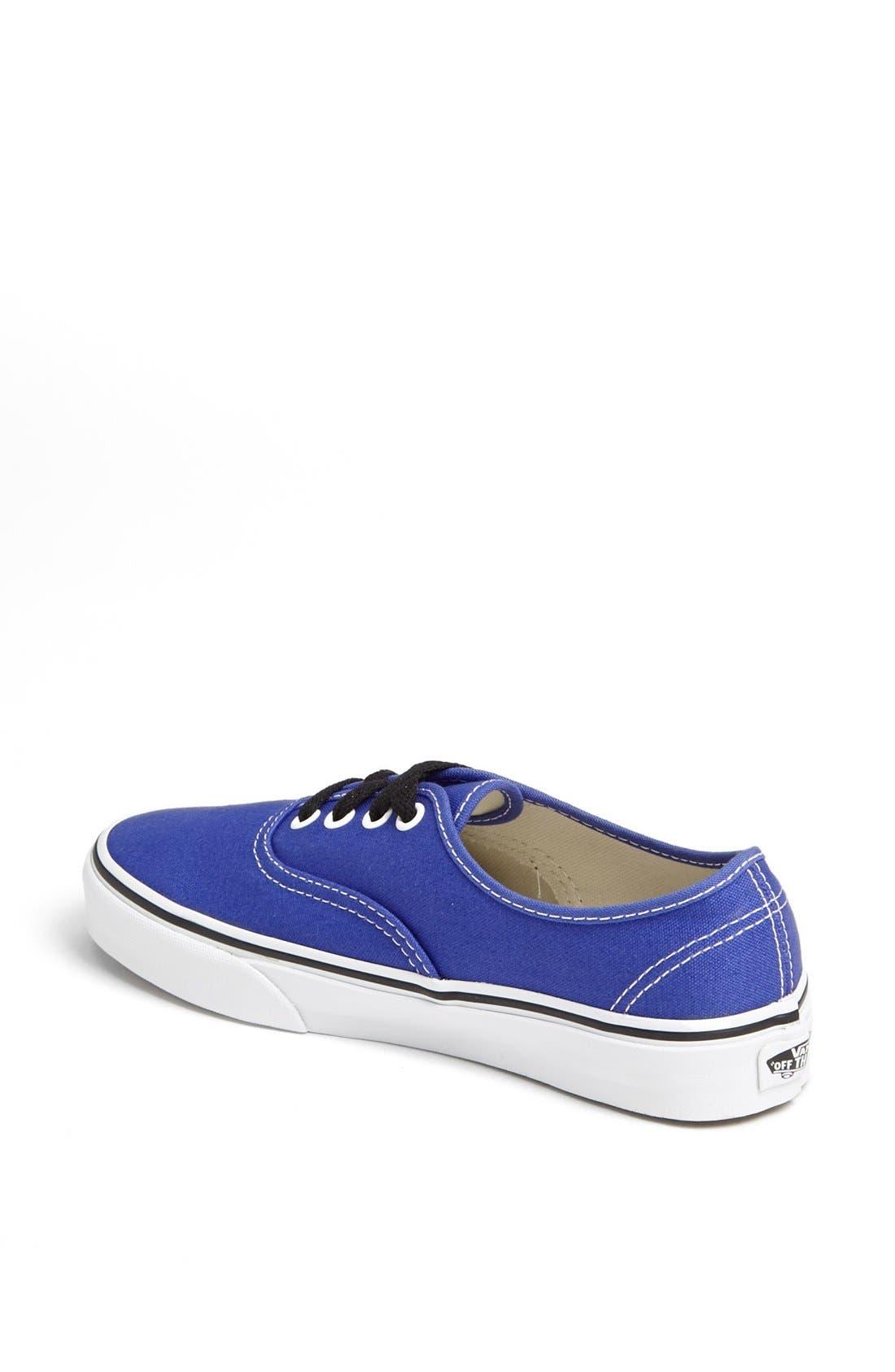 Alternate Image 2  - Vans 'Authentic' Sneaker (Women)