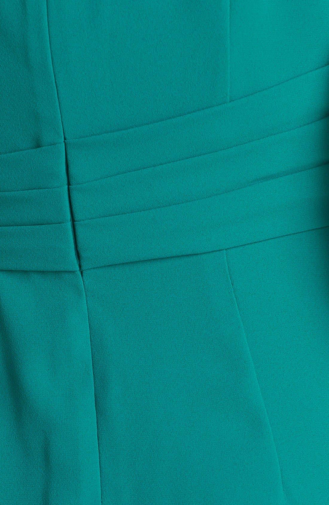 Alternate Image 3  - Ivanka Trump Side Embellished Sheath Dress