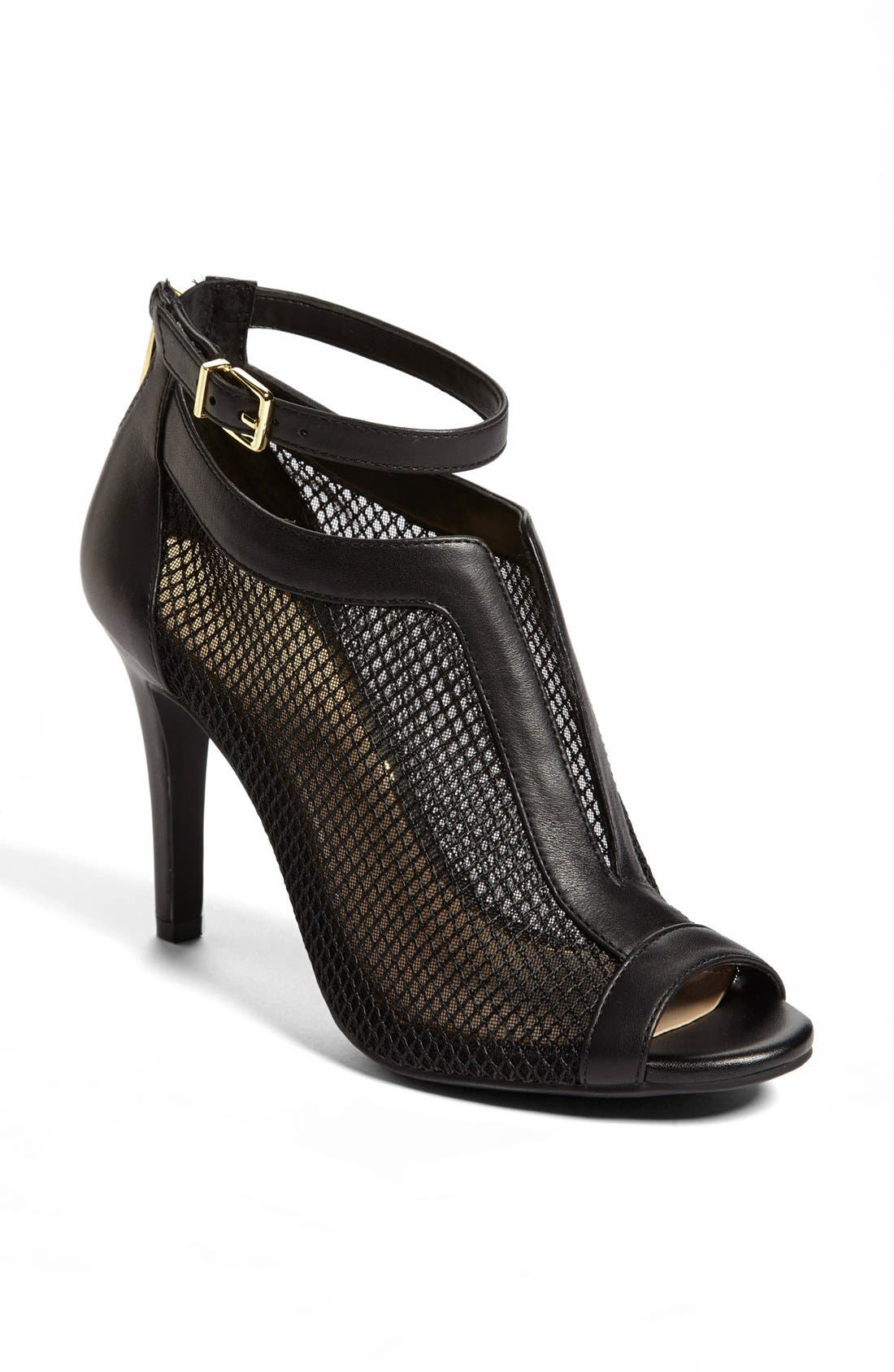Alternate Image 1 Selected - Jessica Simpson 'Rossii' Ankle Strap Shootie