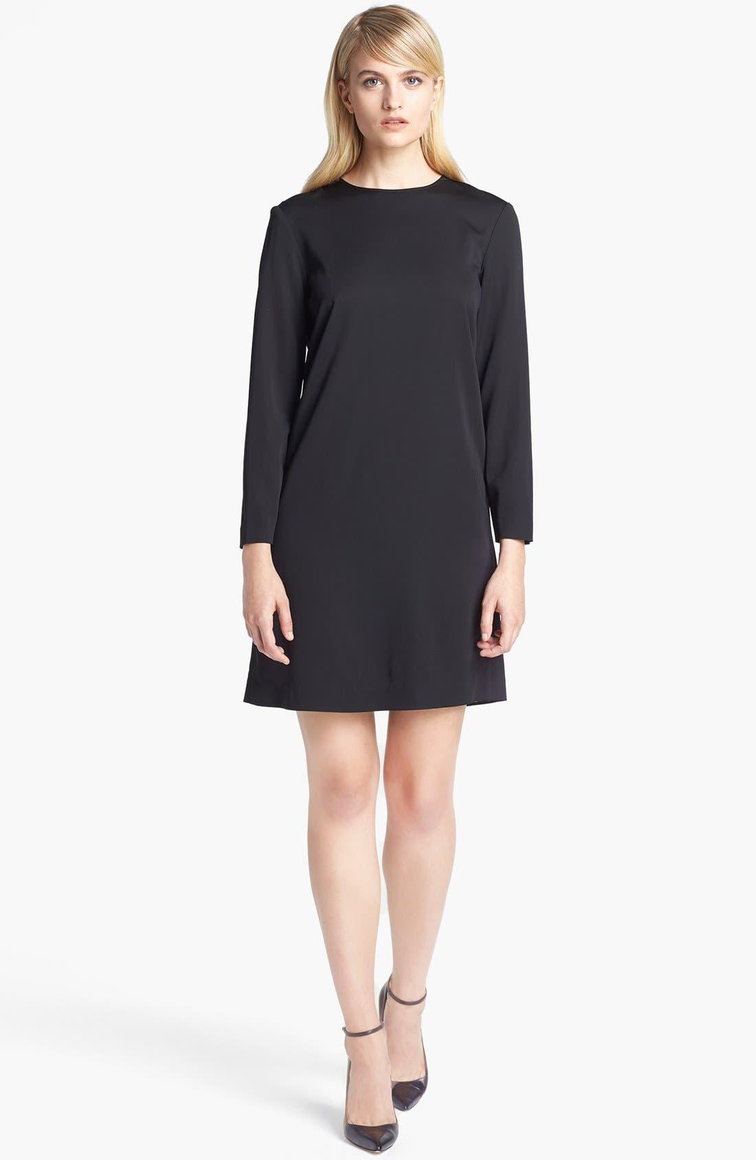 Main Image - Theory 'Landain' Stretch Shift Dress