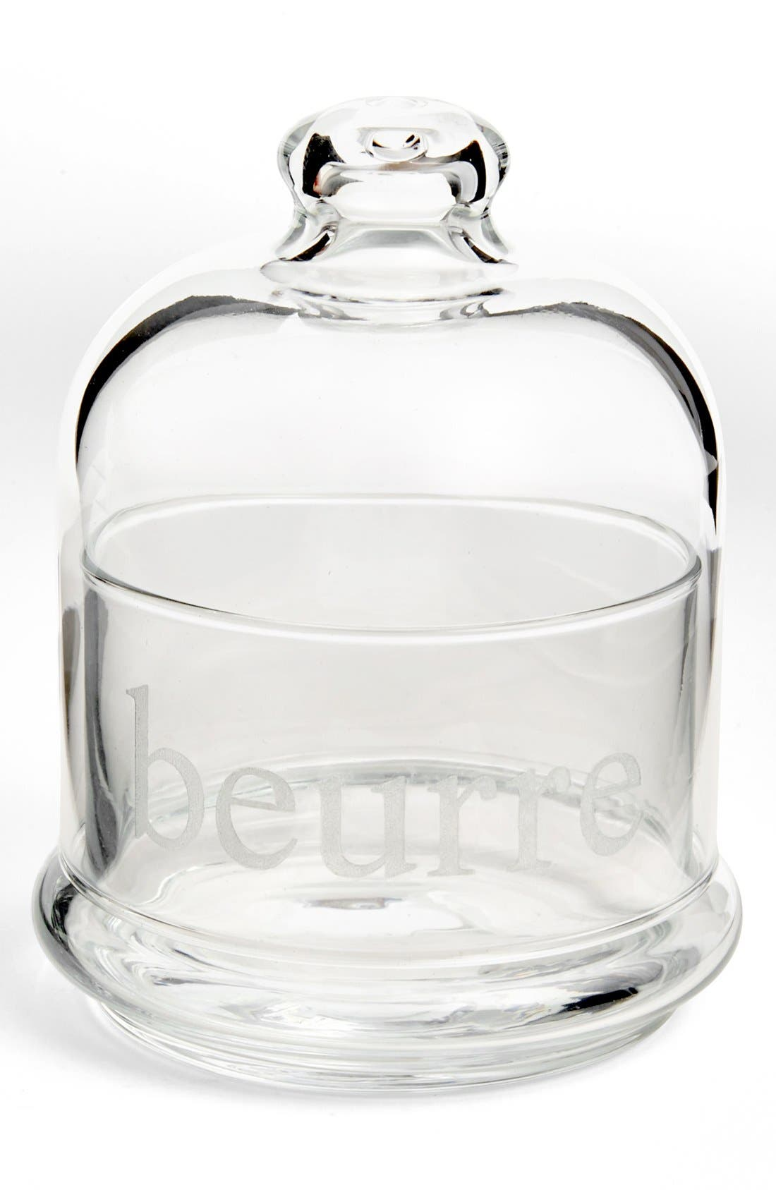 Alternate Image 1 Selected - Milk and Honey Luxuries 'Beurre' Butter Dish