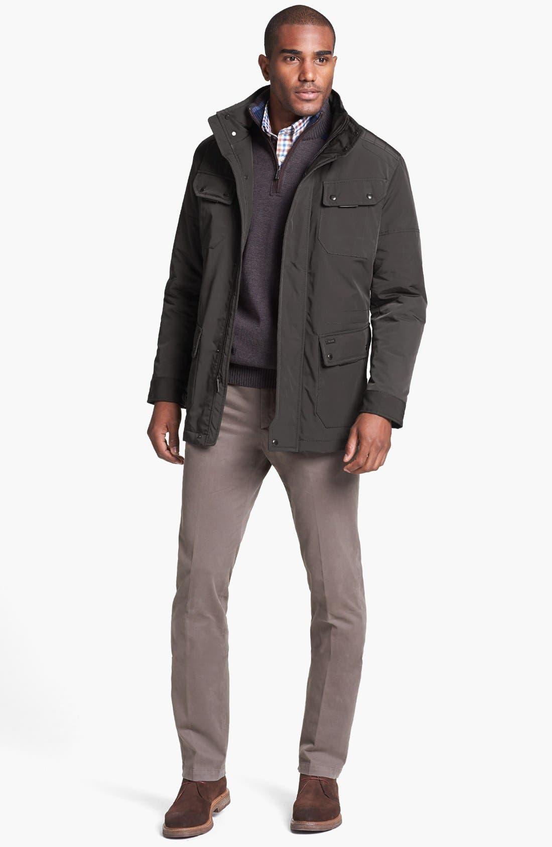 Alternate Image 4  - Tumi Micro Ballistic Hooded Insulated Jacket