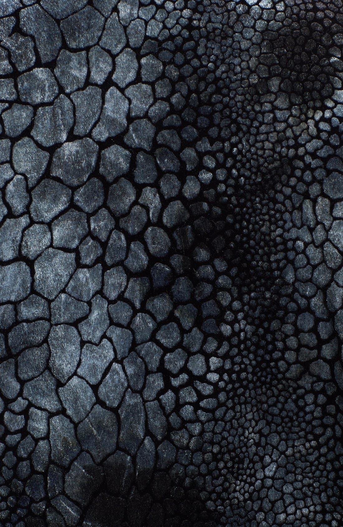 Alternate Image 3  - MINKPINK 'Croc Dead Gorgeous' Fringed Cardigan