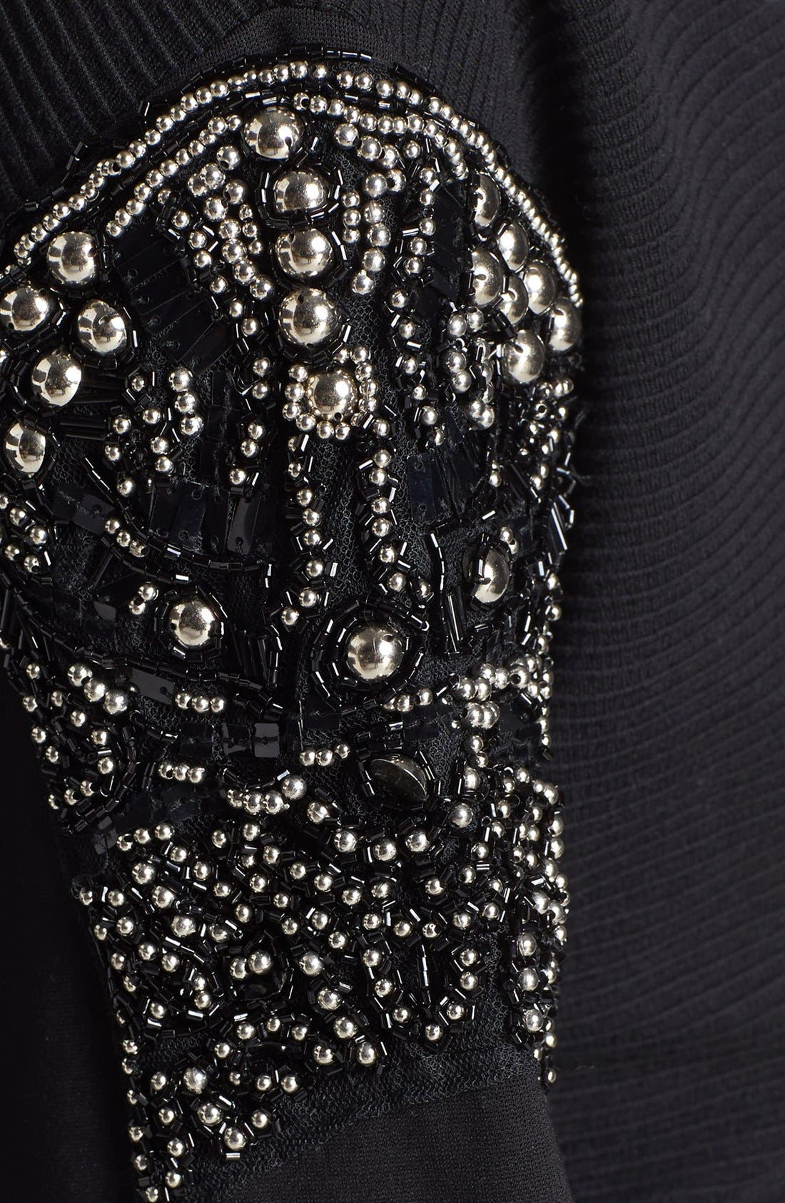 Alternate Image 3  - Rules of Etiquette 'Arm Candy' Embellished Sweatshirt
