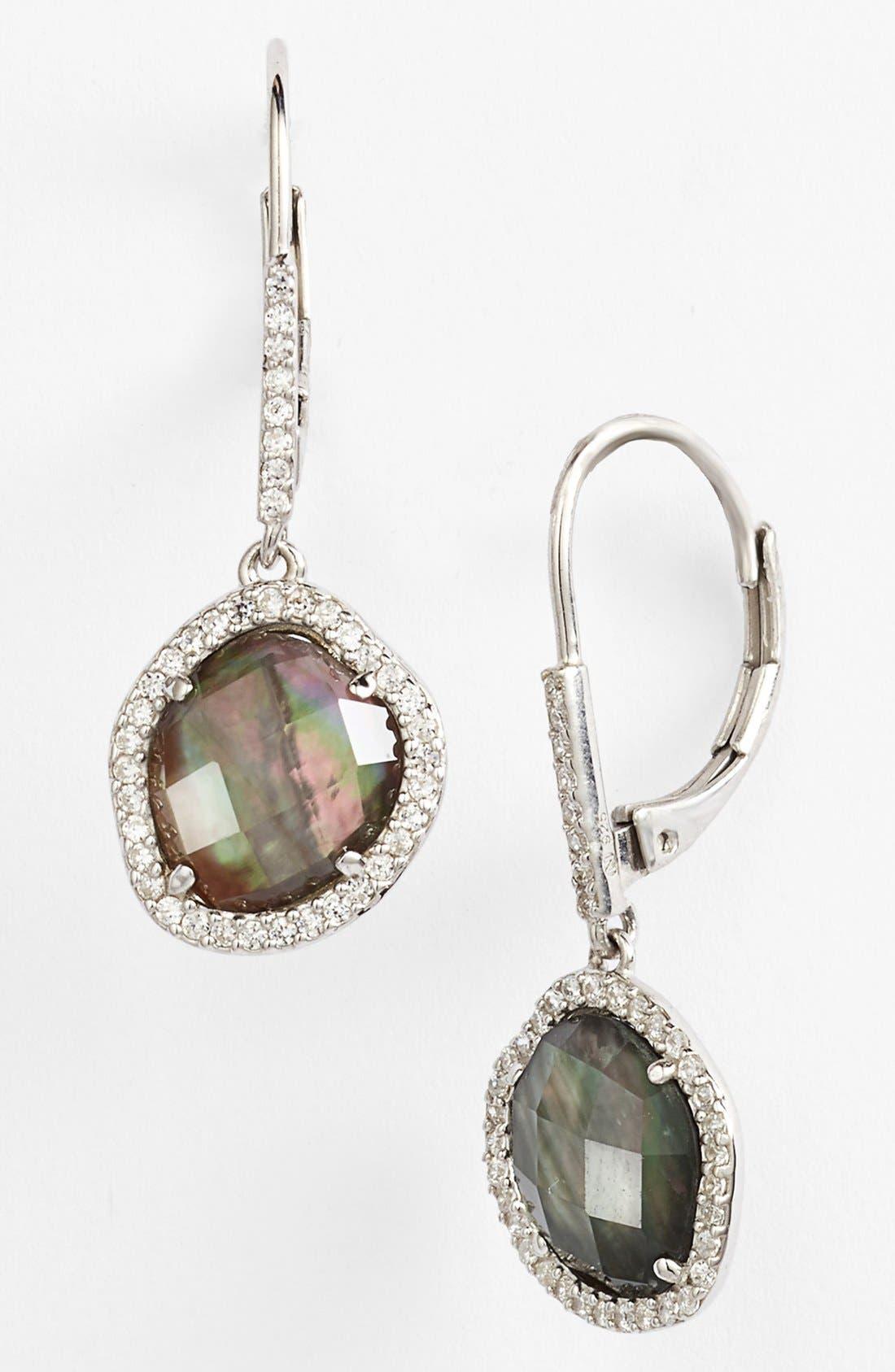 Alternate Image 1 Selected - Nadri Drop Earrings