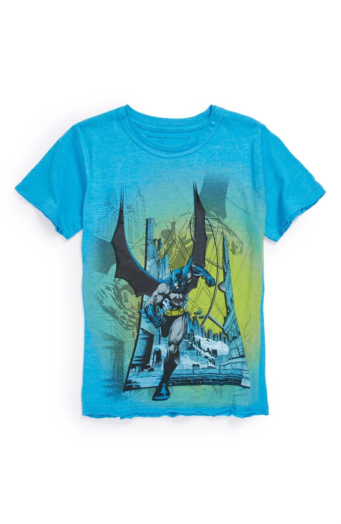 Alternate Image 1 Selected - DX-Xtreme 'Batman' T-Shirt (Little Boys)